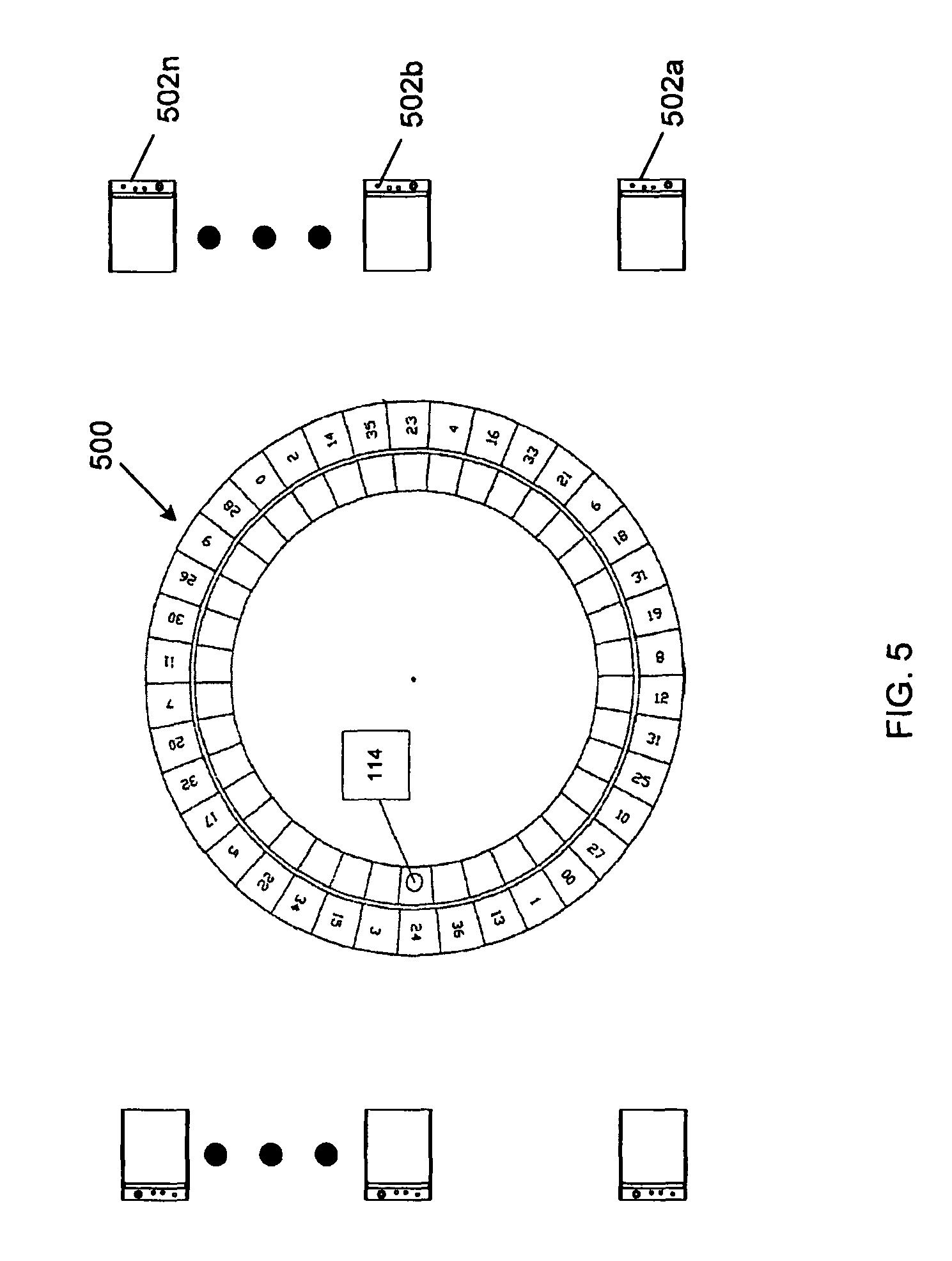 roulette wheel generator