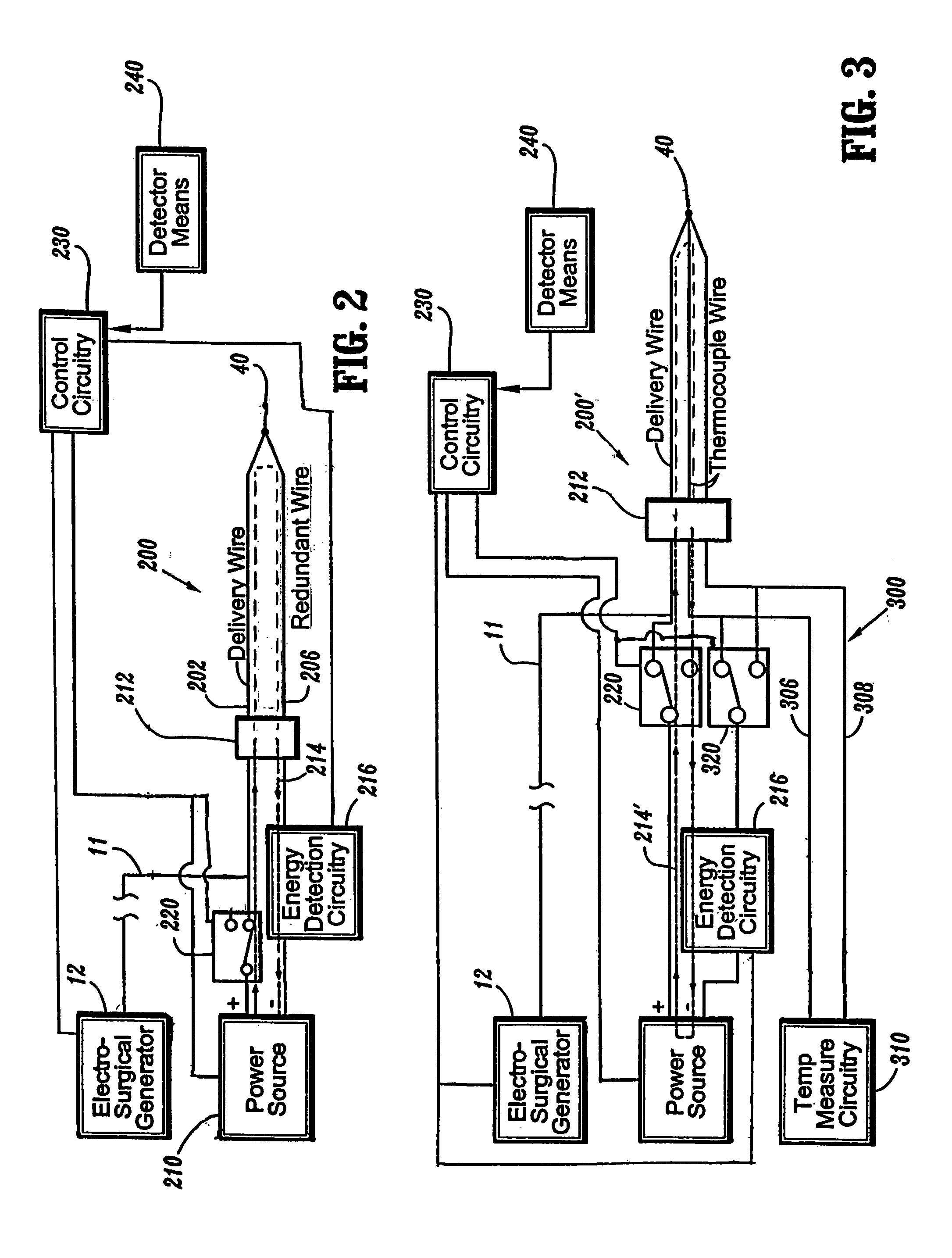 Patent US7766905 - Method and system for continuity testing ... on