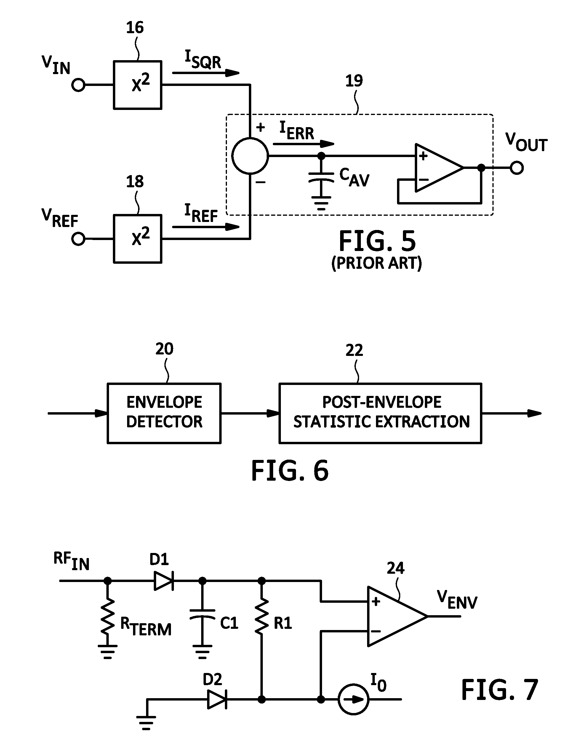Patent Us7777552 Logarithmic Amplifier With Rms Post Processing True Balanced Instrumentation Style Input Circuit Op Amp 4 Drawing