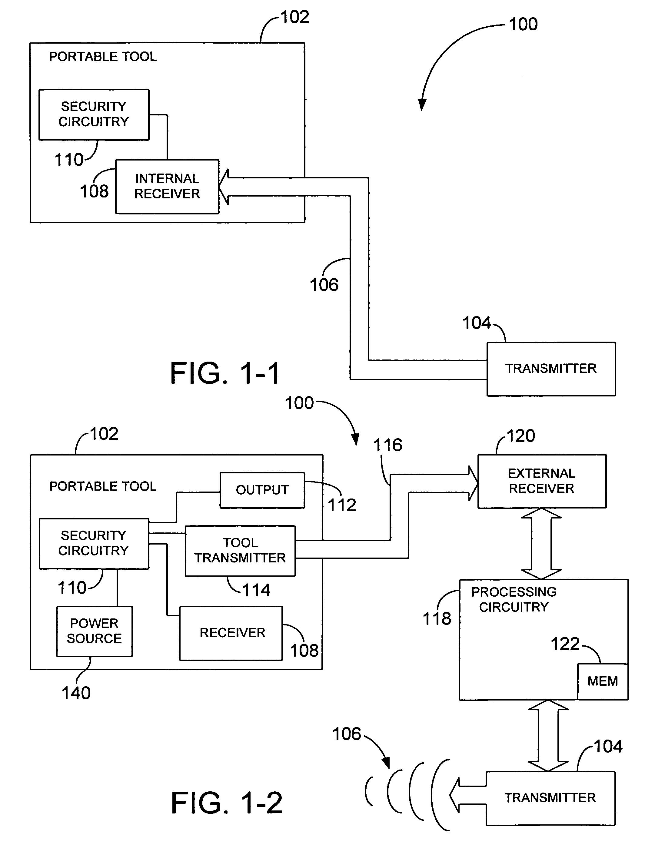 Patent Us7777612 Theft Prevention Device For Automotive Vehicle Hawker Powersource Battery Cell Diagram Drawing