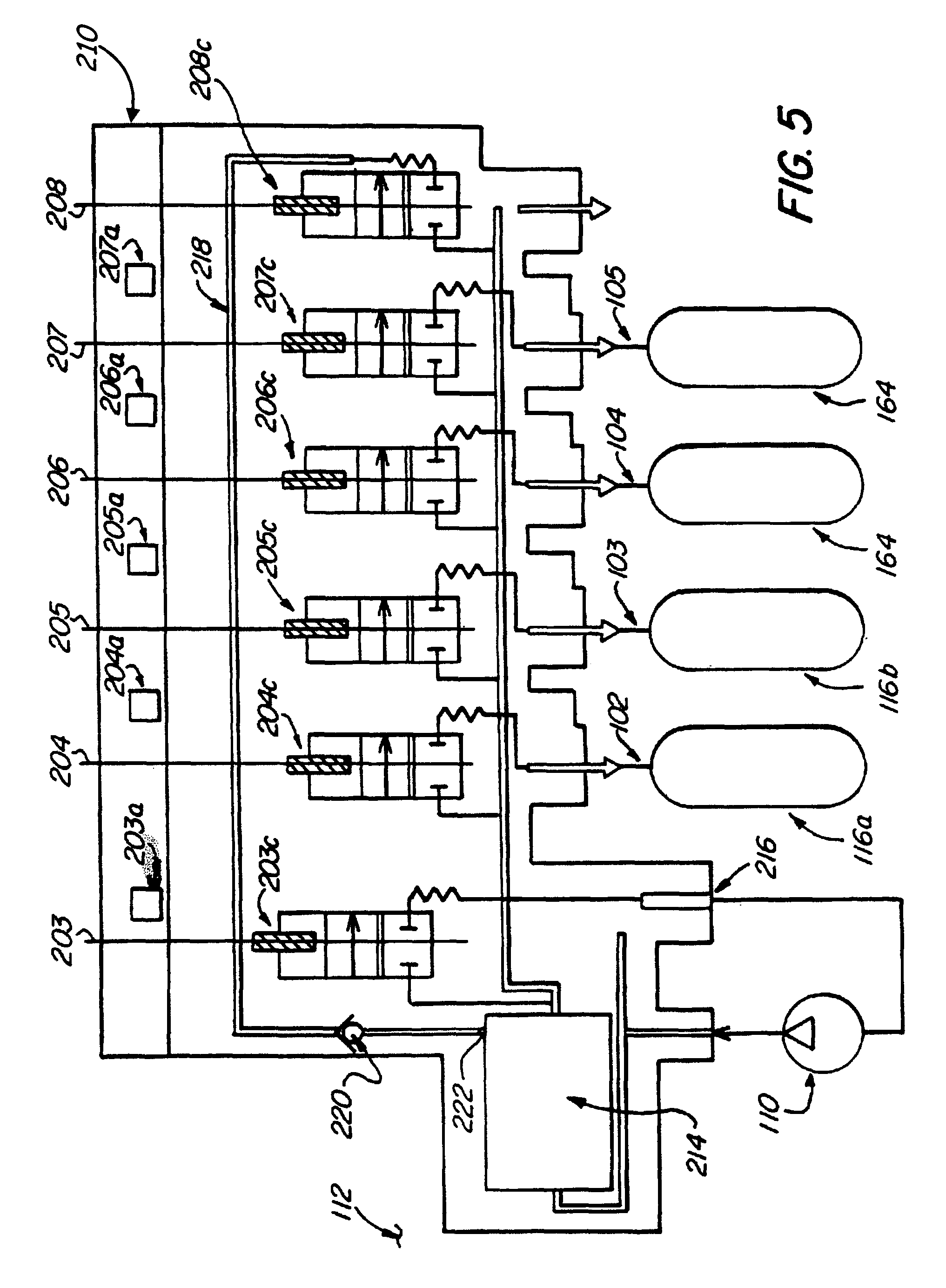 Patent Us7784879 Electronic Control Air Management With Parking Cabin Mate Wiring Diagram Drawing