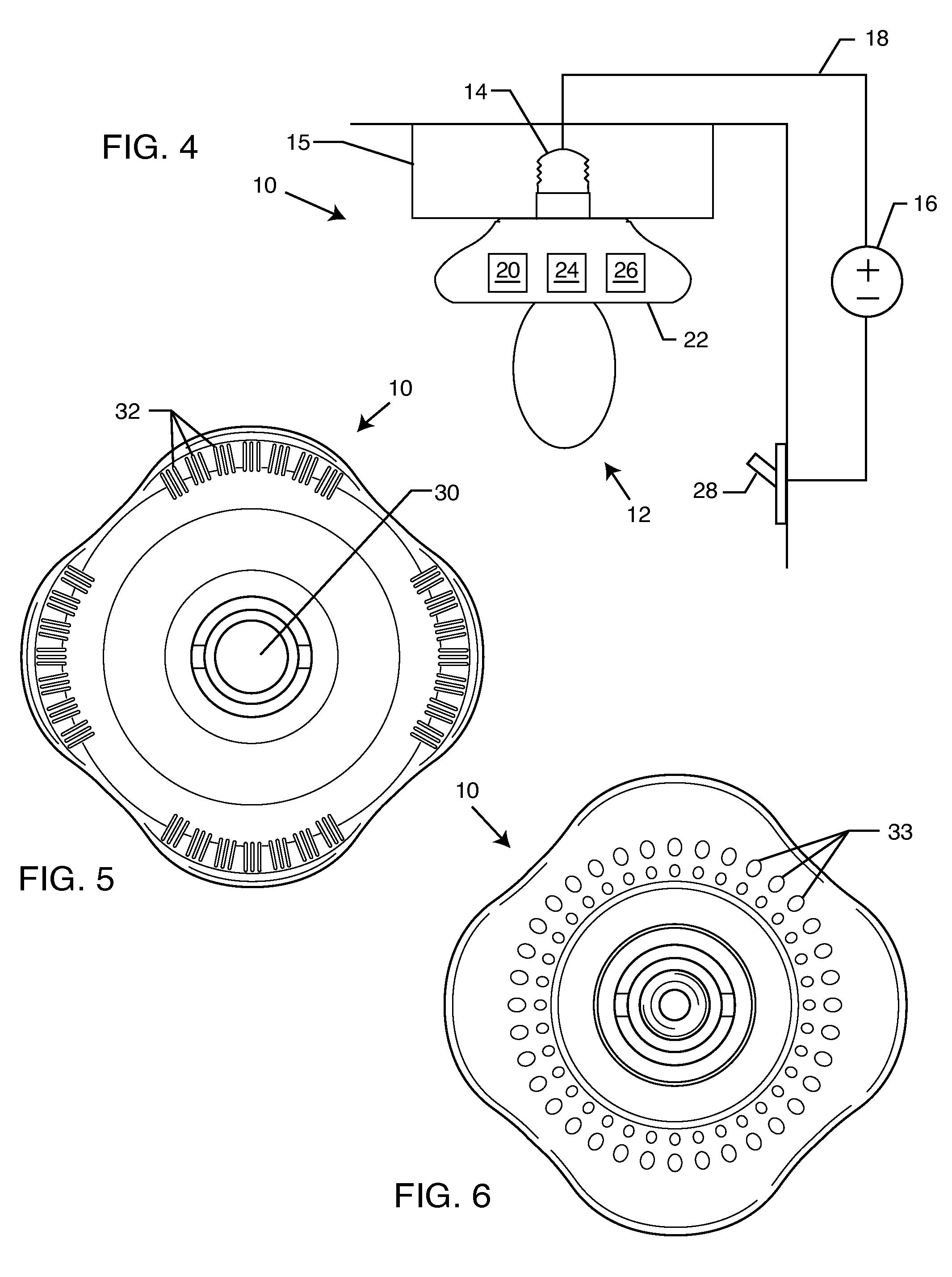 patent us7786879  carbon