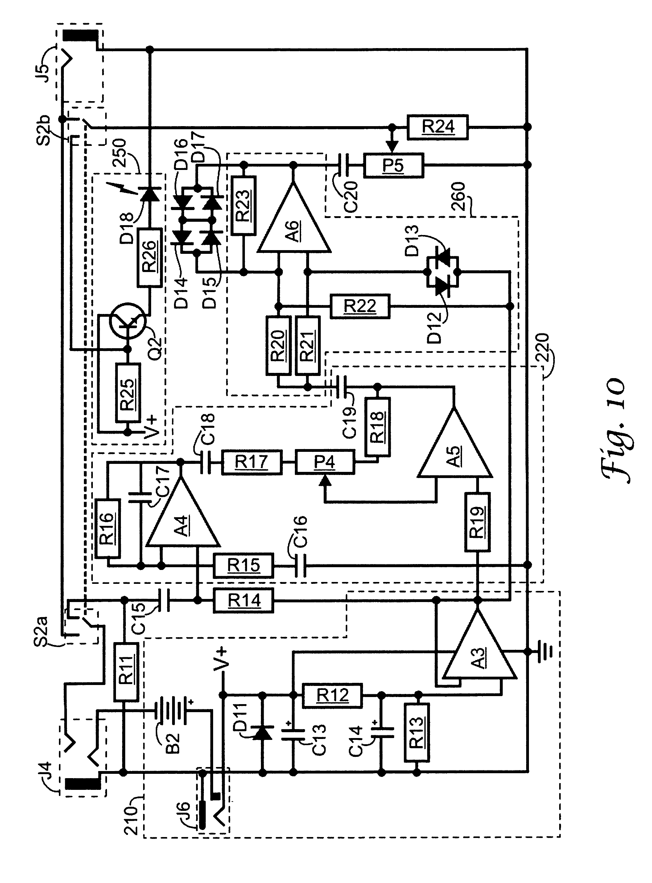 patent us7787634 - musical distortion circuits