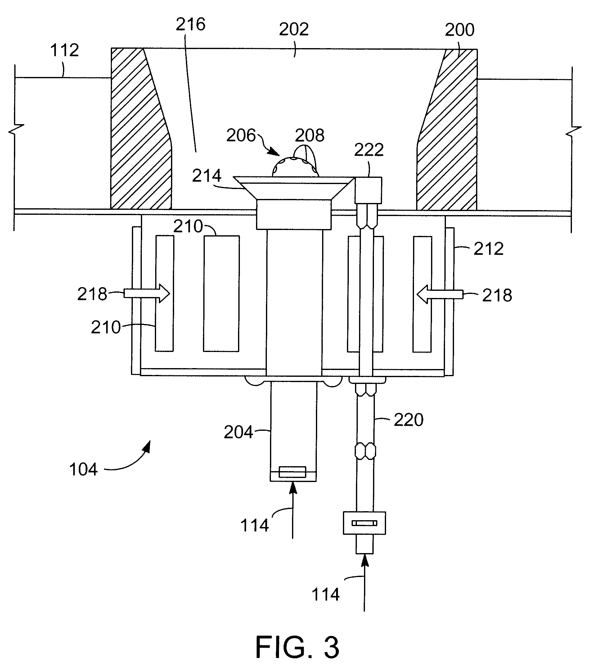 Patent Us7789658 Fired Heater Google Patents