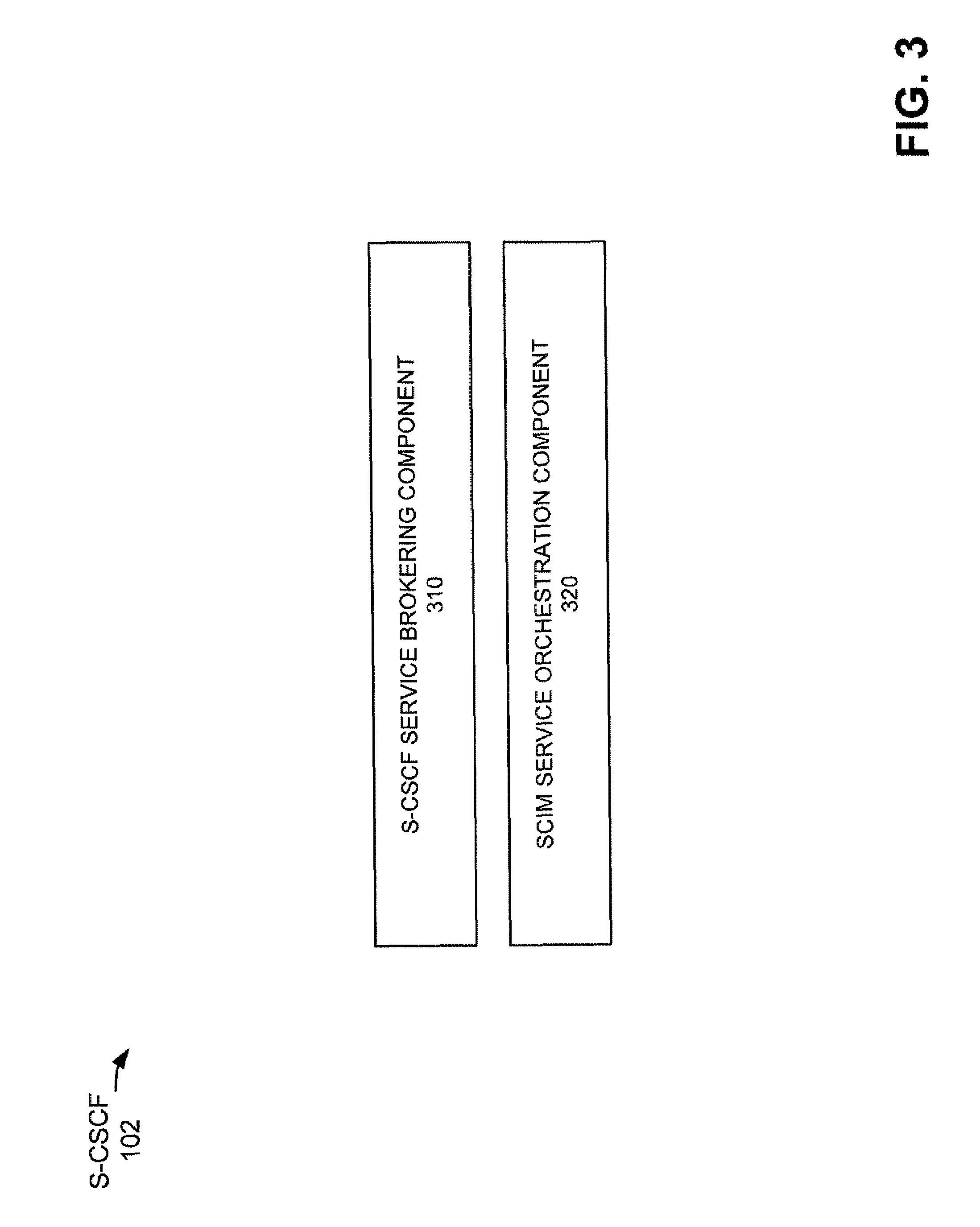 براءة الاختراع US7792275 - Application service invocation - براءات