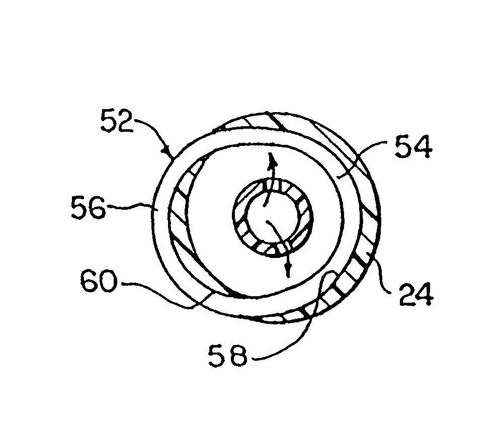 patent us7794454 method and device for epicardial ablation  patent drawing
