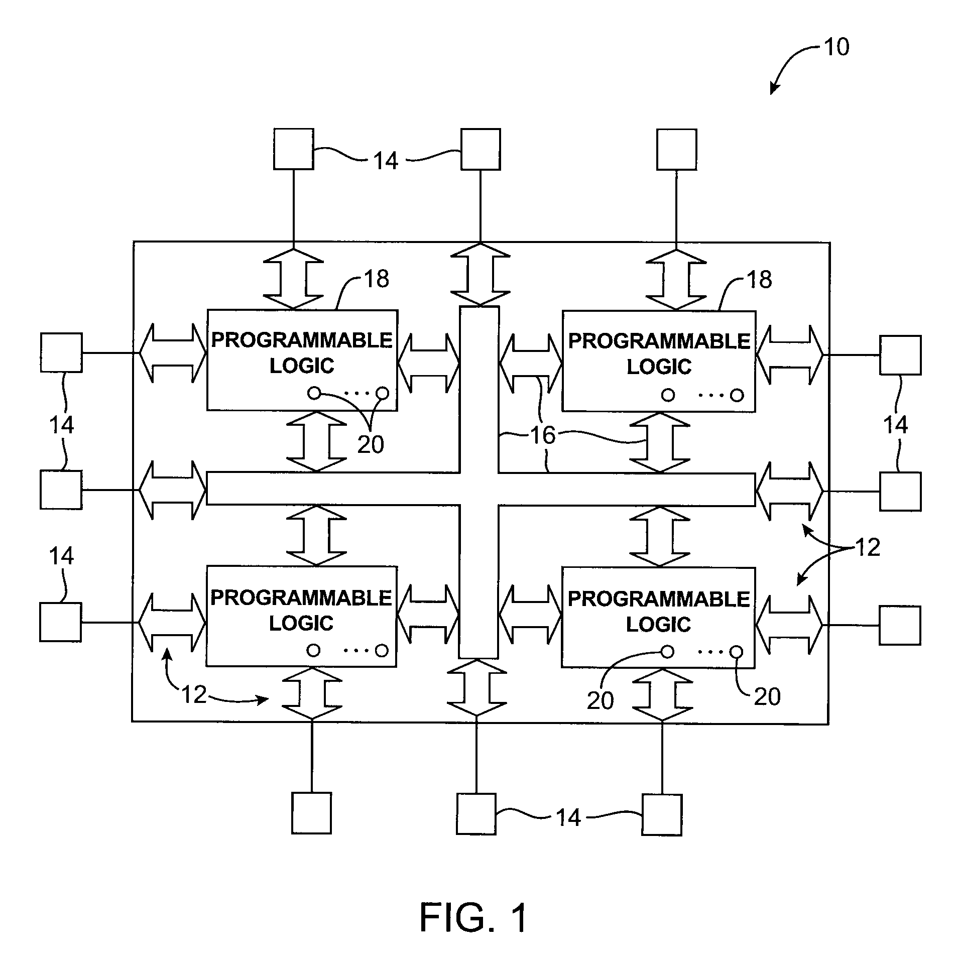patent us7795909