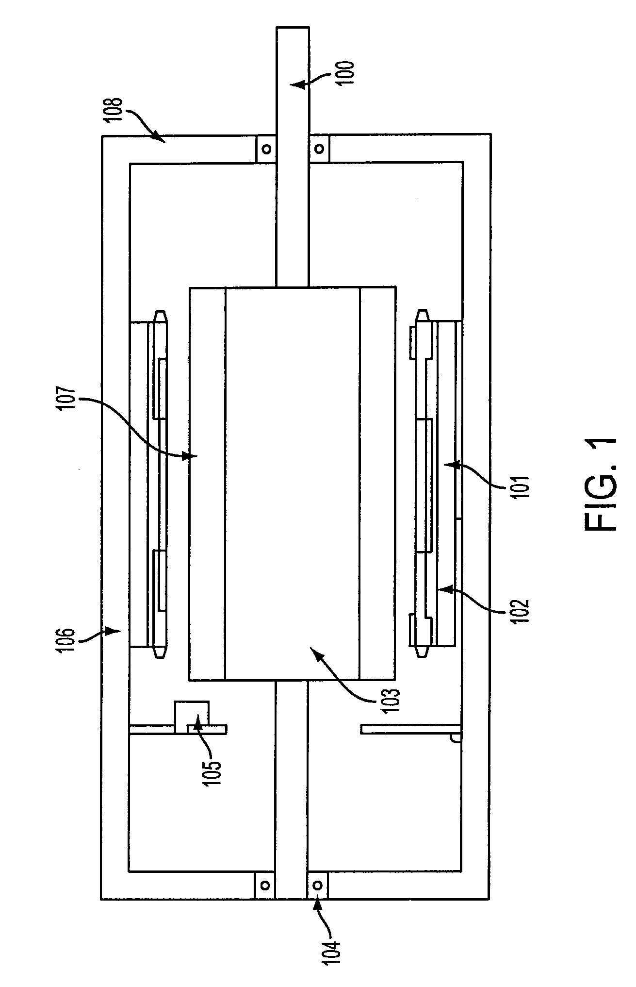Patent us7800325 brushless dc motor using linear hall for Linear motor hall sensor