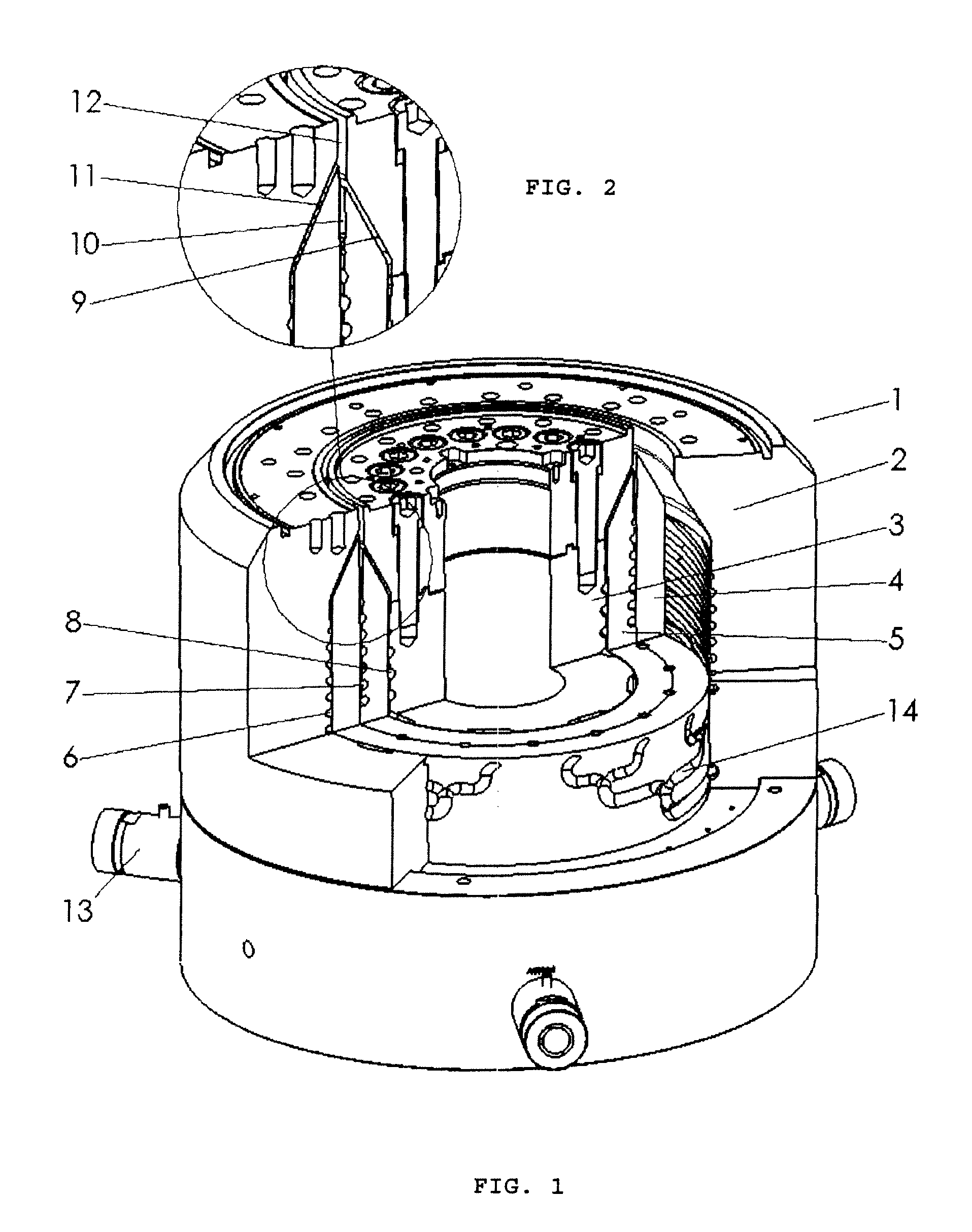 Patent Us7811073 Blow Head For Producing Blown Tubular