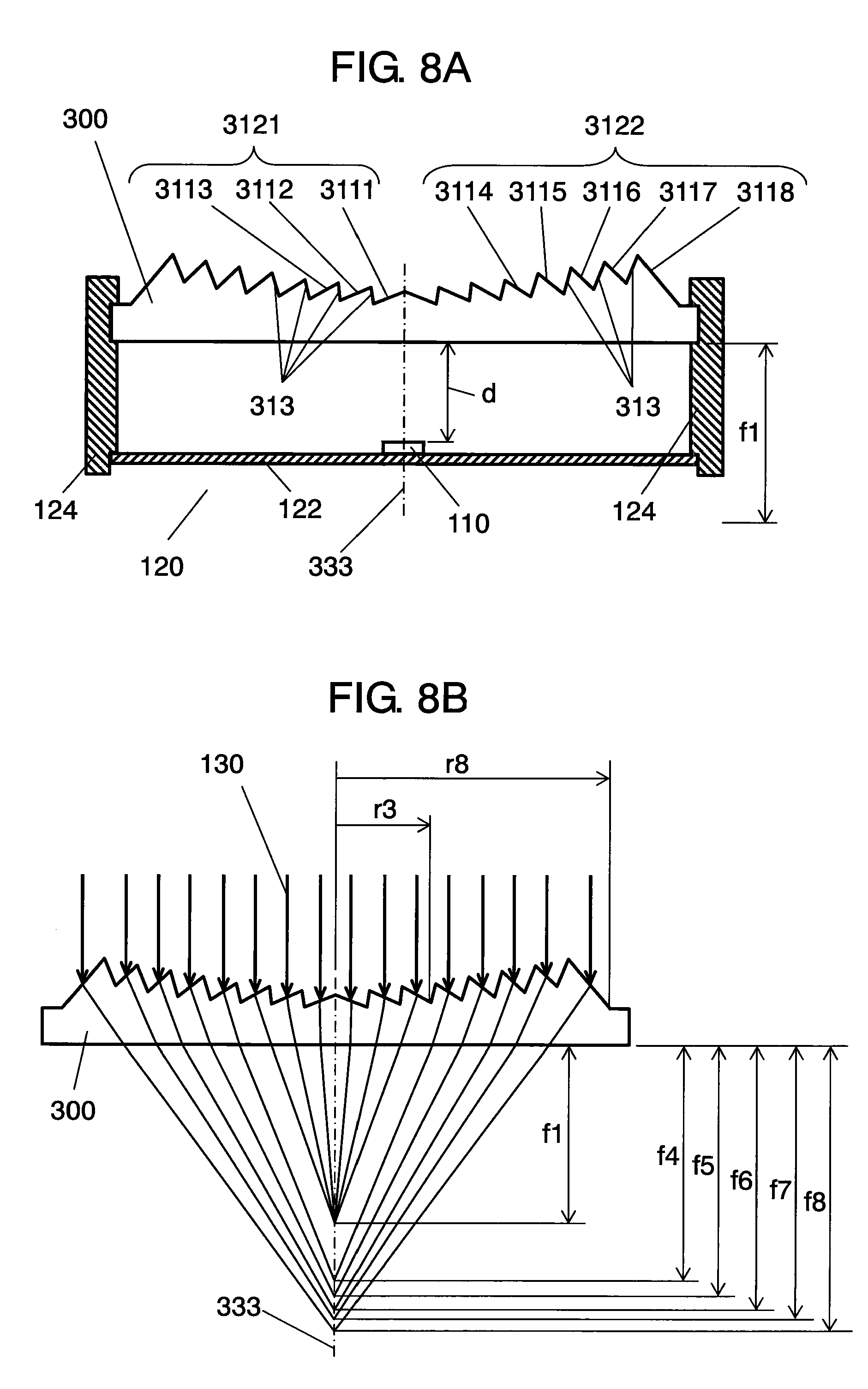 Patent us7813055 light receiver and fresnel lens used therein patent drawing pooptronica Gallery