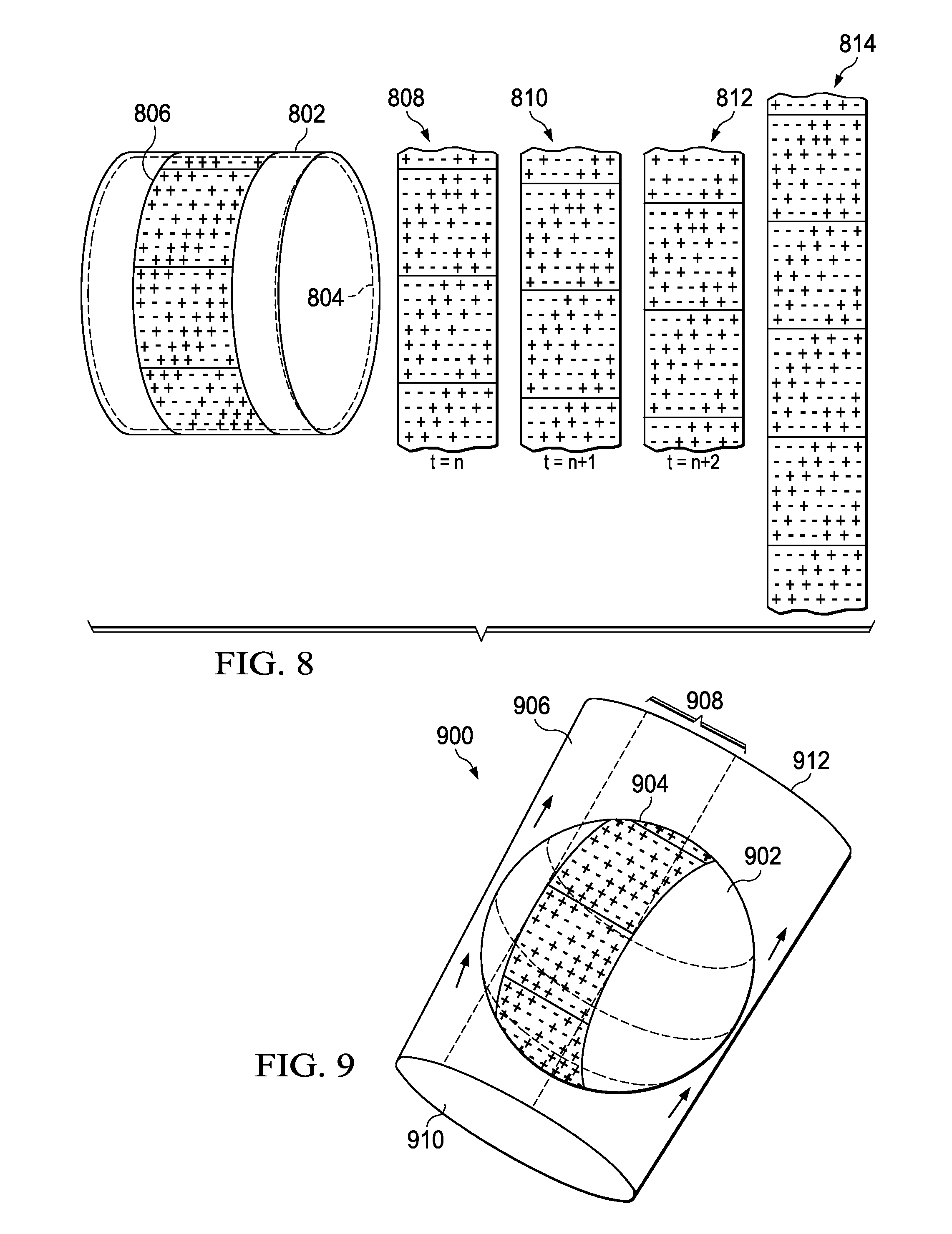 Patent Us7823300 Correlated Magnetic Footwear And Method For Using 2010 Ford Fusion Fuse Diagram Drawing