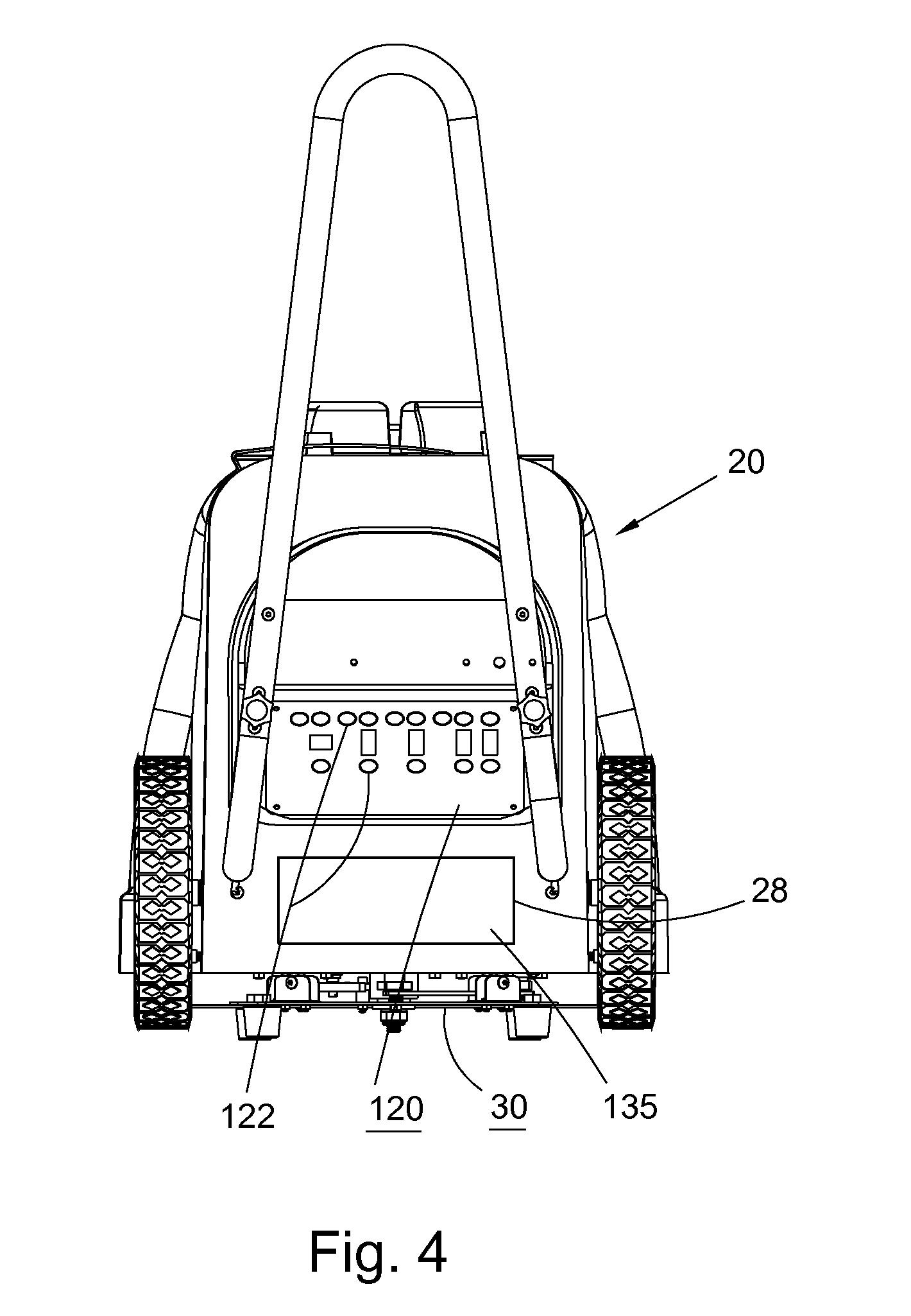 Patent Us7823574 Ball Throwing Machine Google Patents
