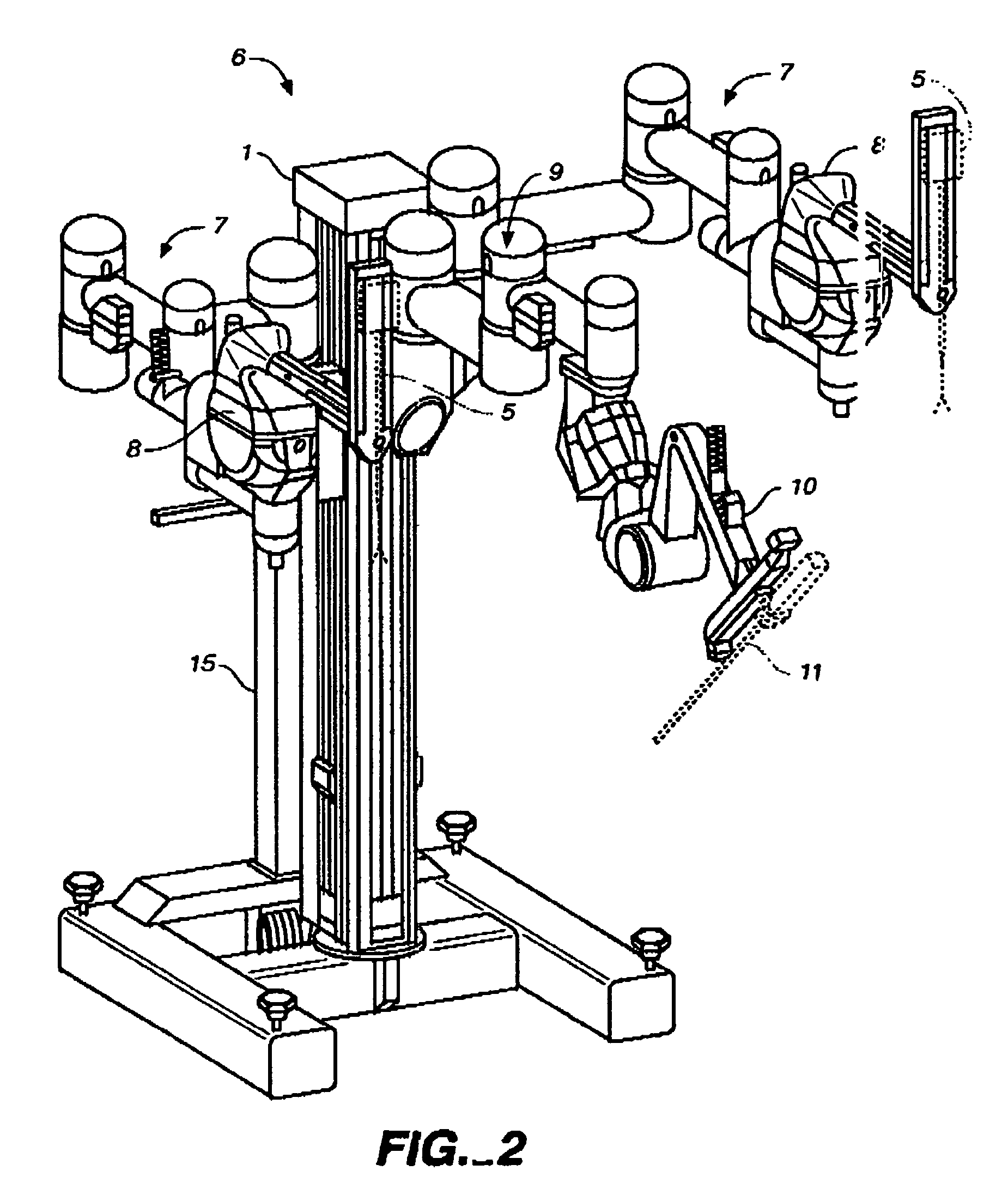 patent us7824401 - robotic tool with wristed monopolar electrosurgical end effectors