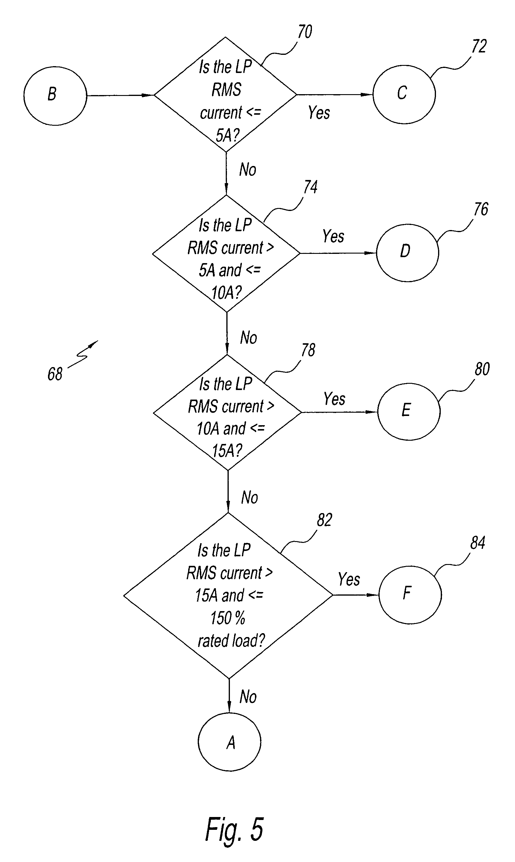 Patent Us7826184 Series Arc Fault Interrupters And Methods Pass Seymour Arcfault Circuit Interrupter Afci Drawing
