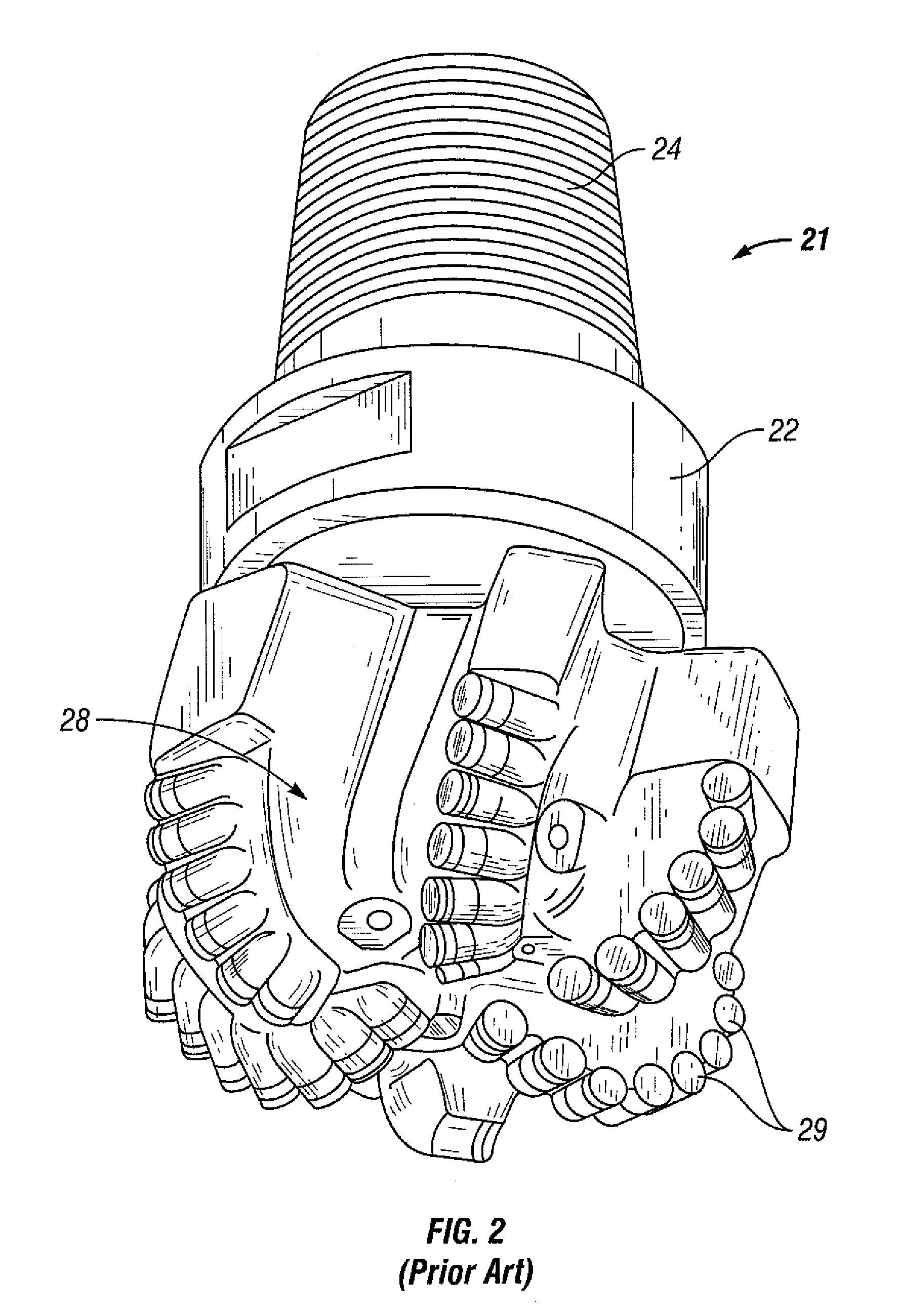 Patent US7831419 - PDC drill bit with cutter design ...