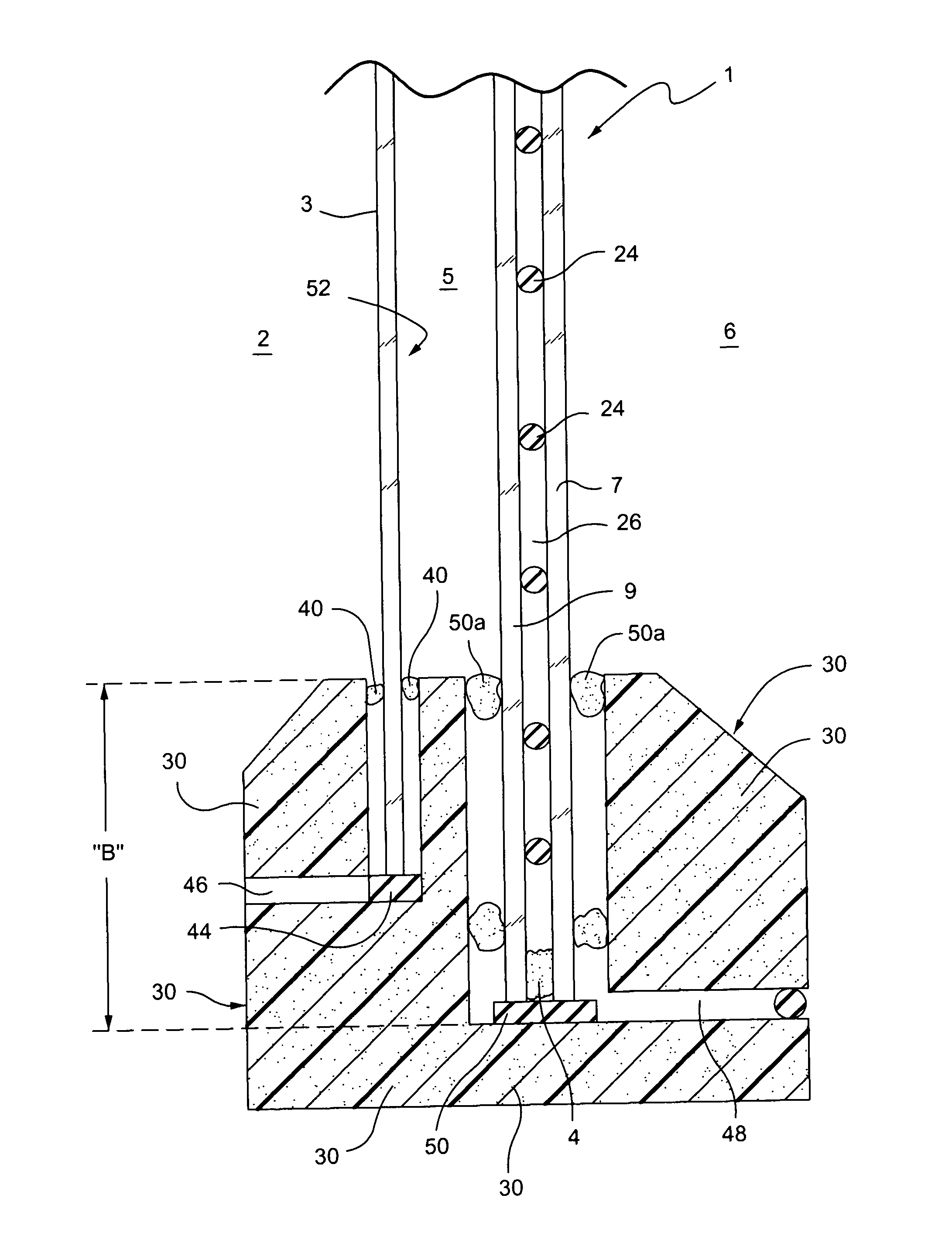 Patent Us7845142 High R Value Window Unit With Vacuum Ig