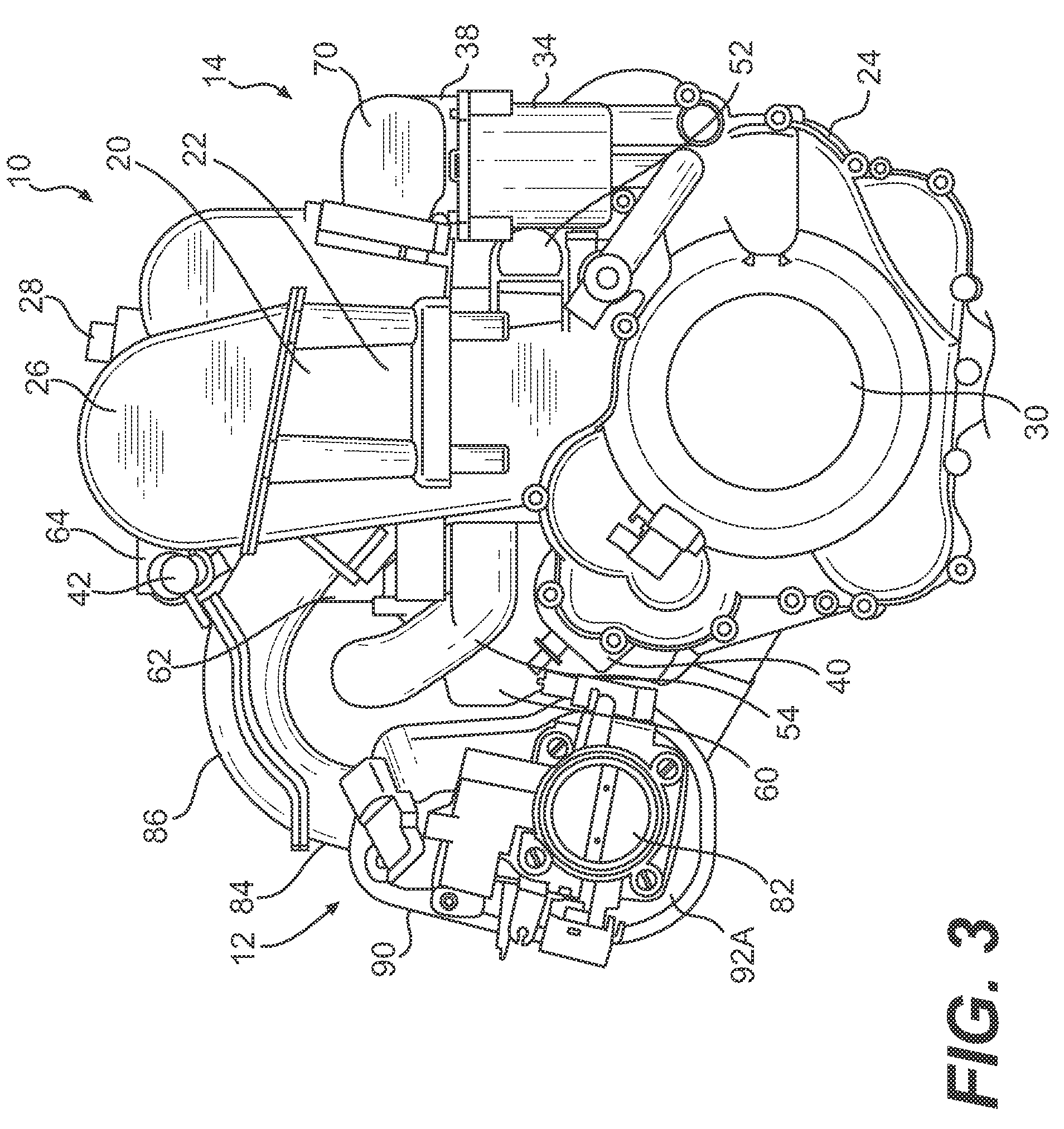 US07845323-20101207-D00003 Air Cooled Engine Diagram on