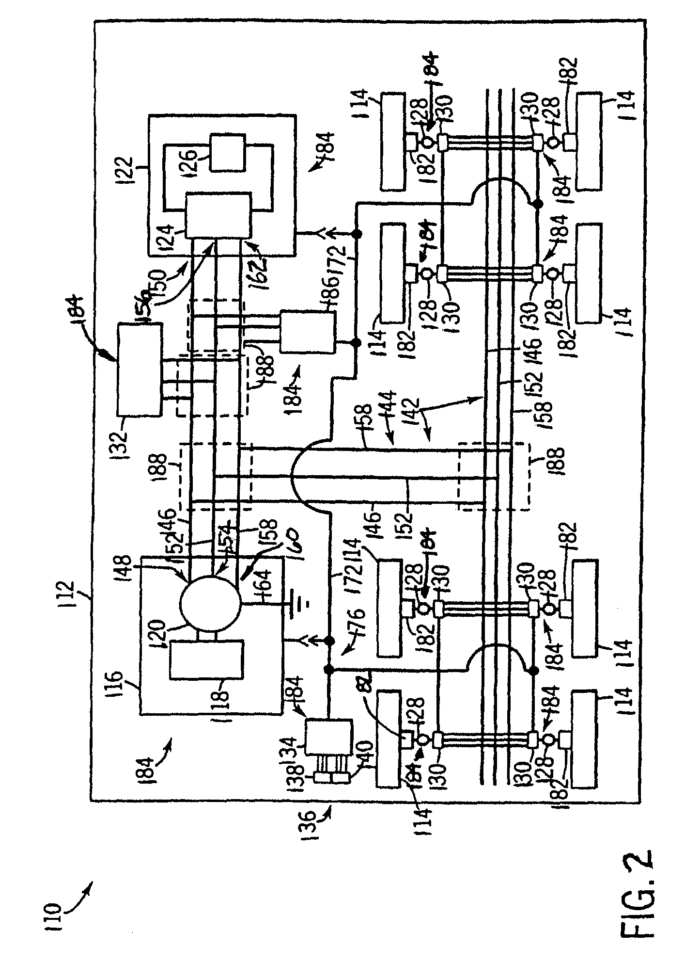 US07848857 20101207 D00002 patente us7848857 system and method for braking in an electric International Truck 4300 Wiring-Diagram at bakdesigns.co