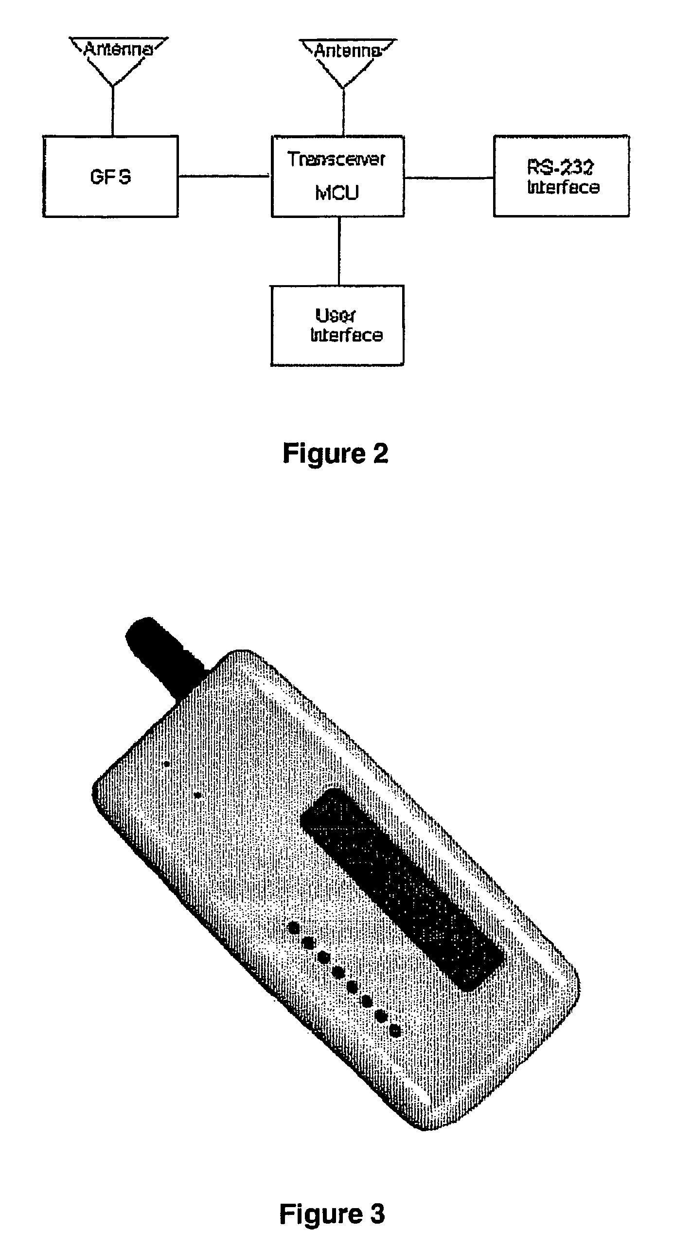patent us7852262 - wireless mobile indoor  outdoor tracking system