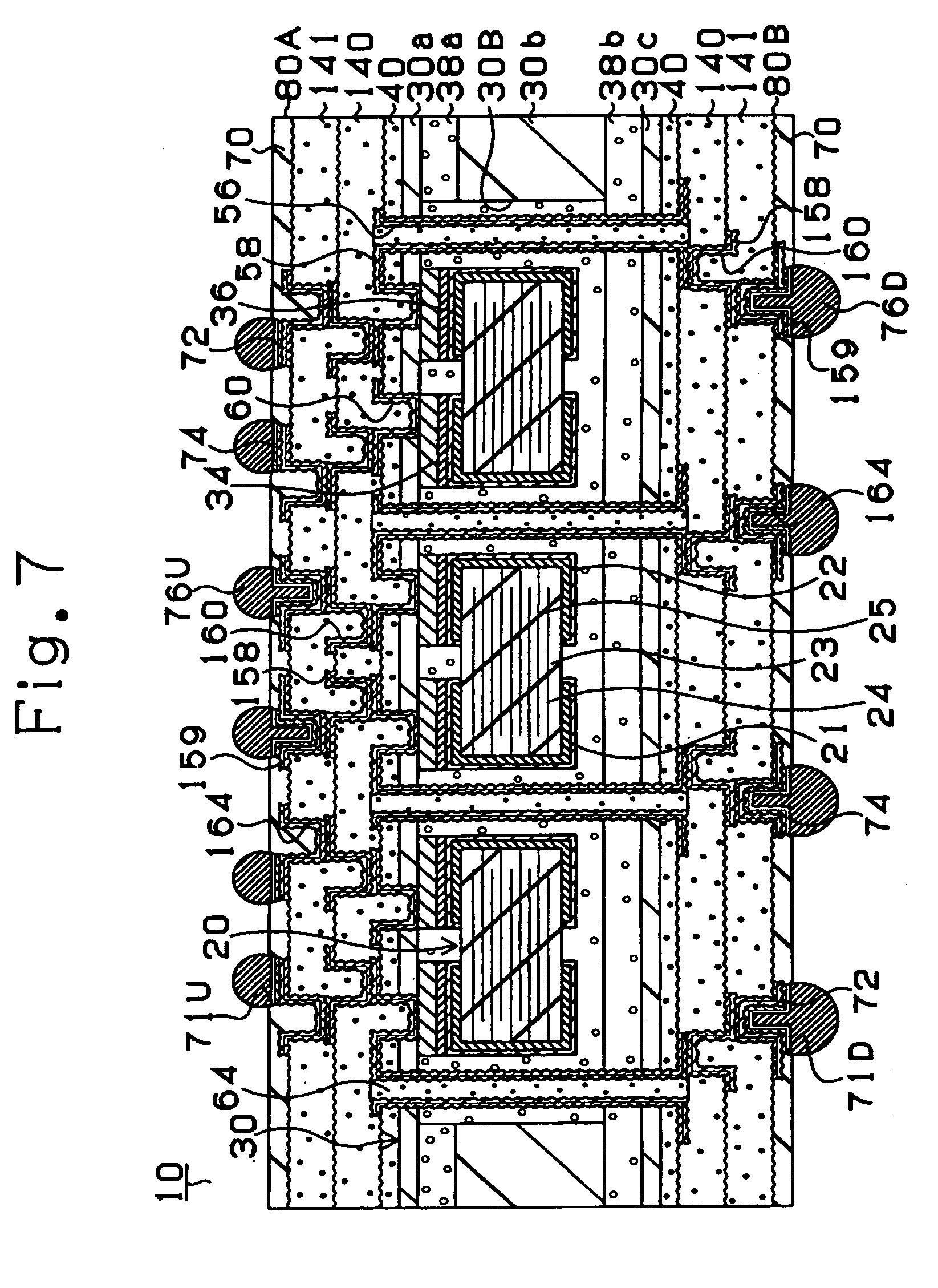 ud2b9 ud5c8 us7864542 - printed circuit board