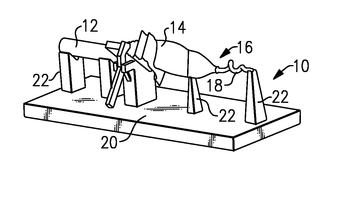 Patent us7866371 lost wax investment casting gating fixtures patent drawing pooptronica