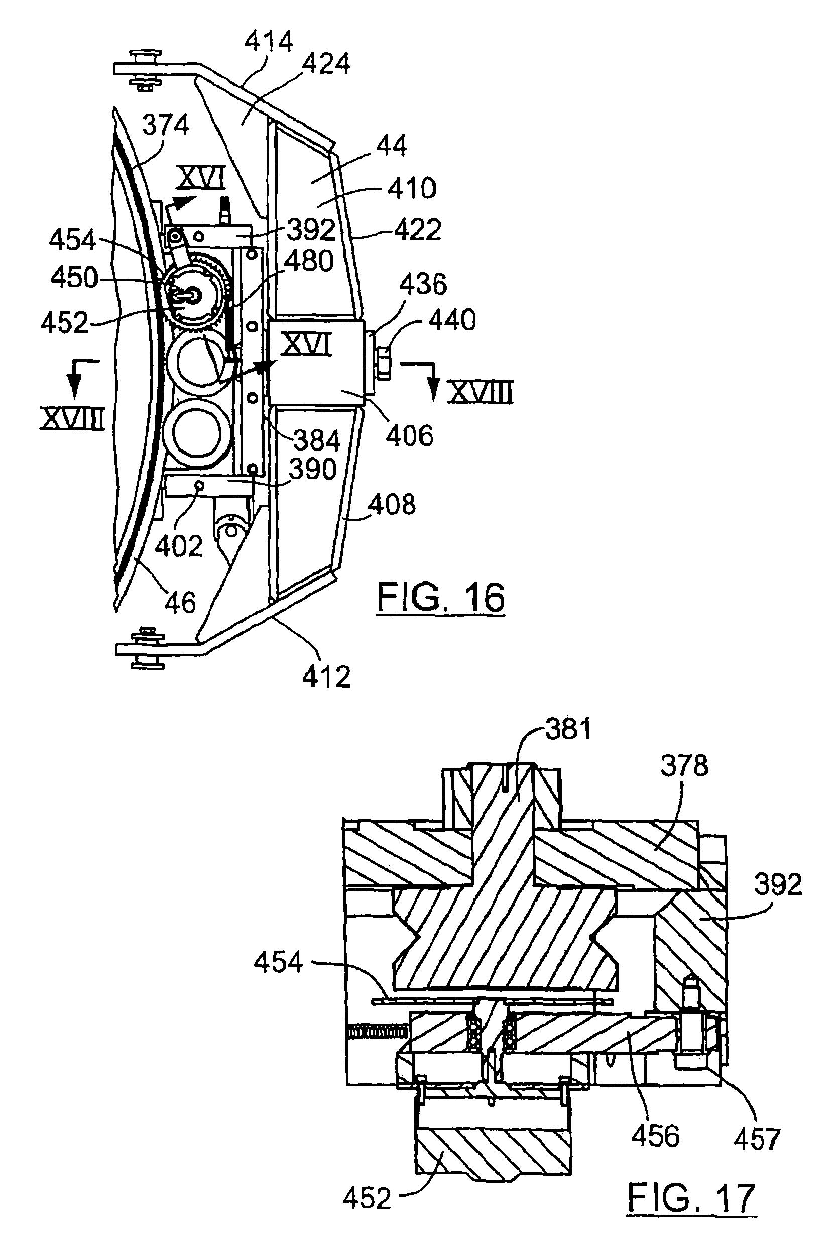 Patent Us7866462 Belt Type Conveyor Apparatus With
