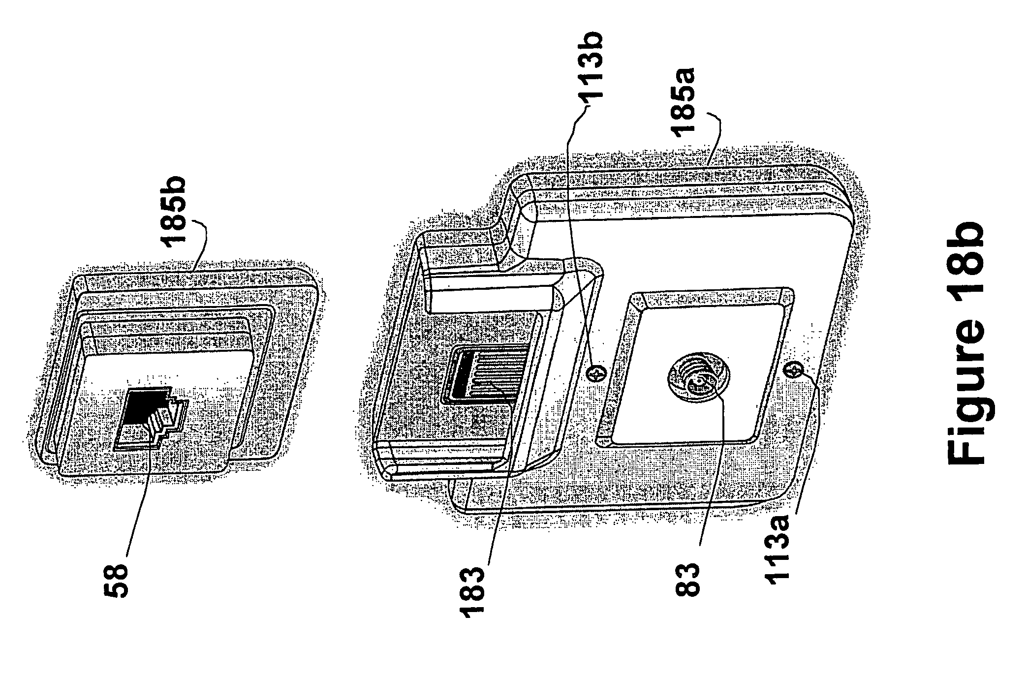 patent us7867035 - modular outlet