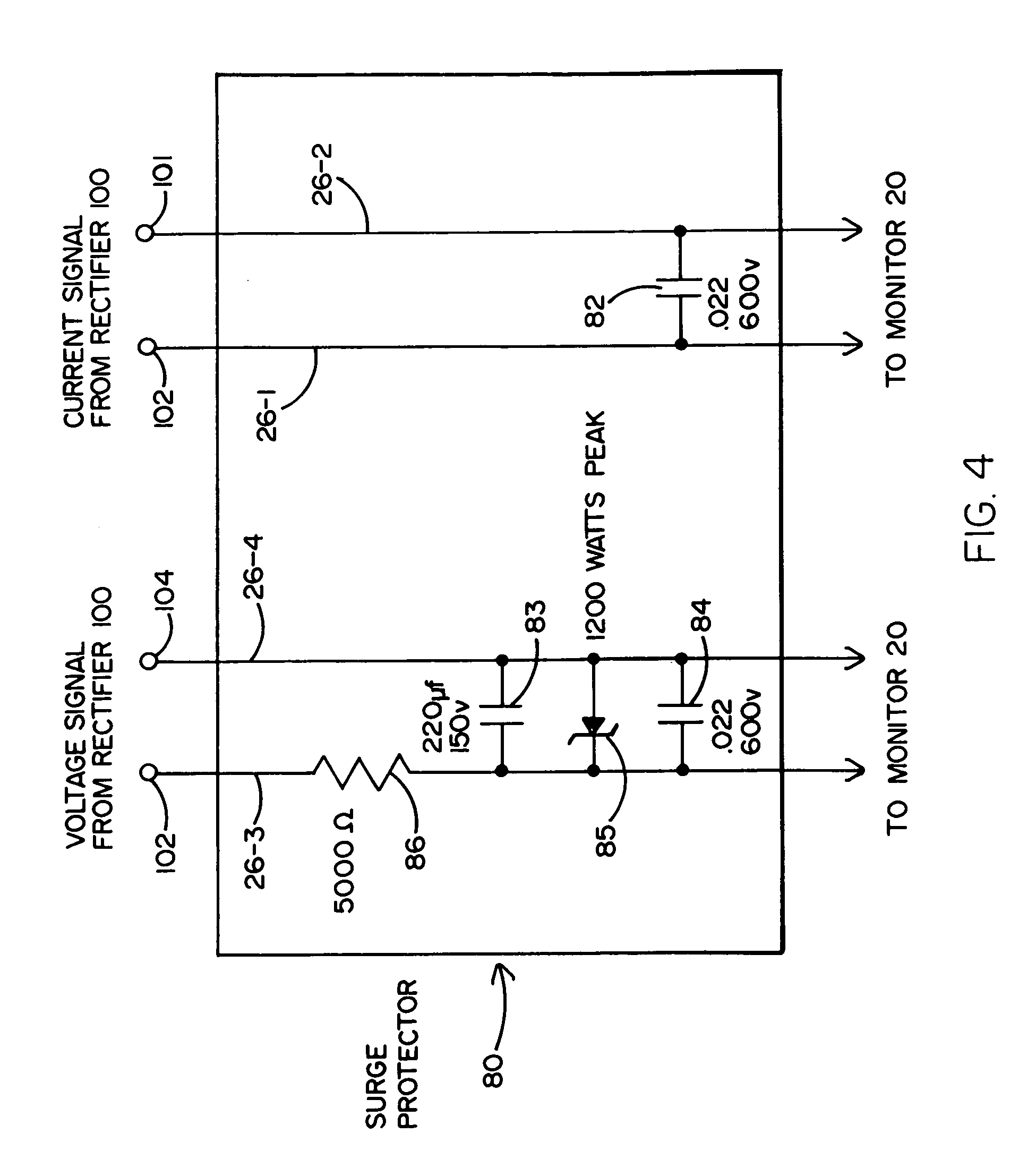 US07884626 20110208 D00004 patent us7884626 cathodic protection monitor google patentsuche cathodic protection rectifier wiring diagram at n-0.co