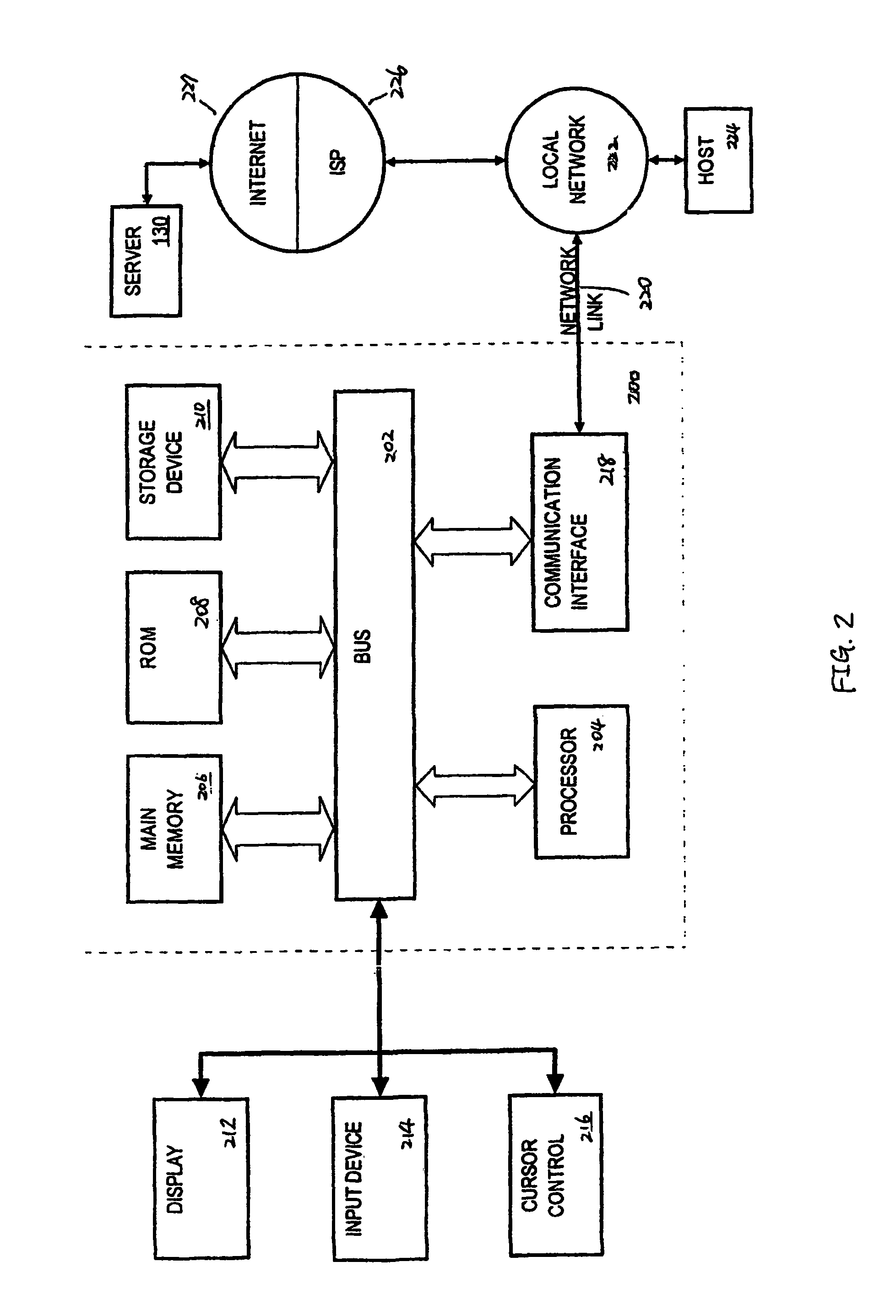 Patent Us7895595 Automatic Method And System For Formulating Internet Connection Diagram Sarine Light Drawing