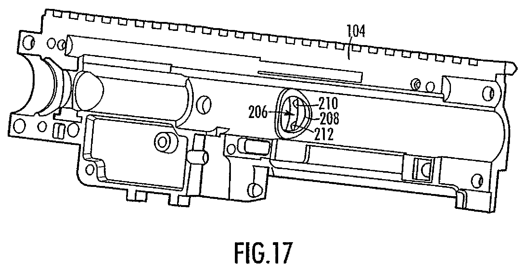 patent us7900622 - paintball marker with user selectable firing modes