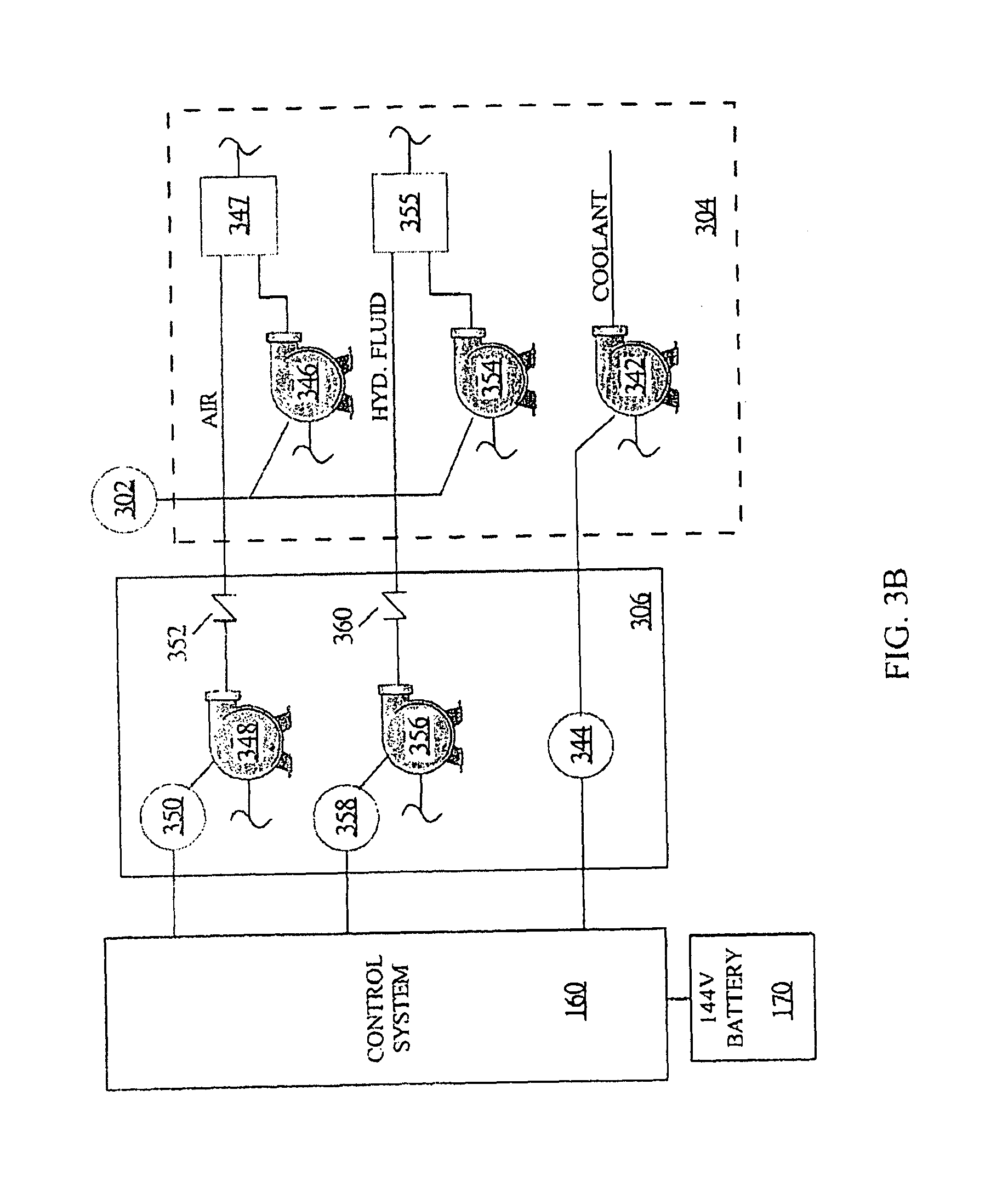 Tripac Apu Wiring Diagram Thermo King Sb 2007 Ctp713b Mack Fuse Box Patent Us Electric Traction Retrofit Patents Drawing