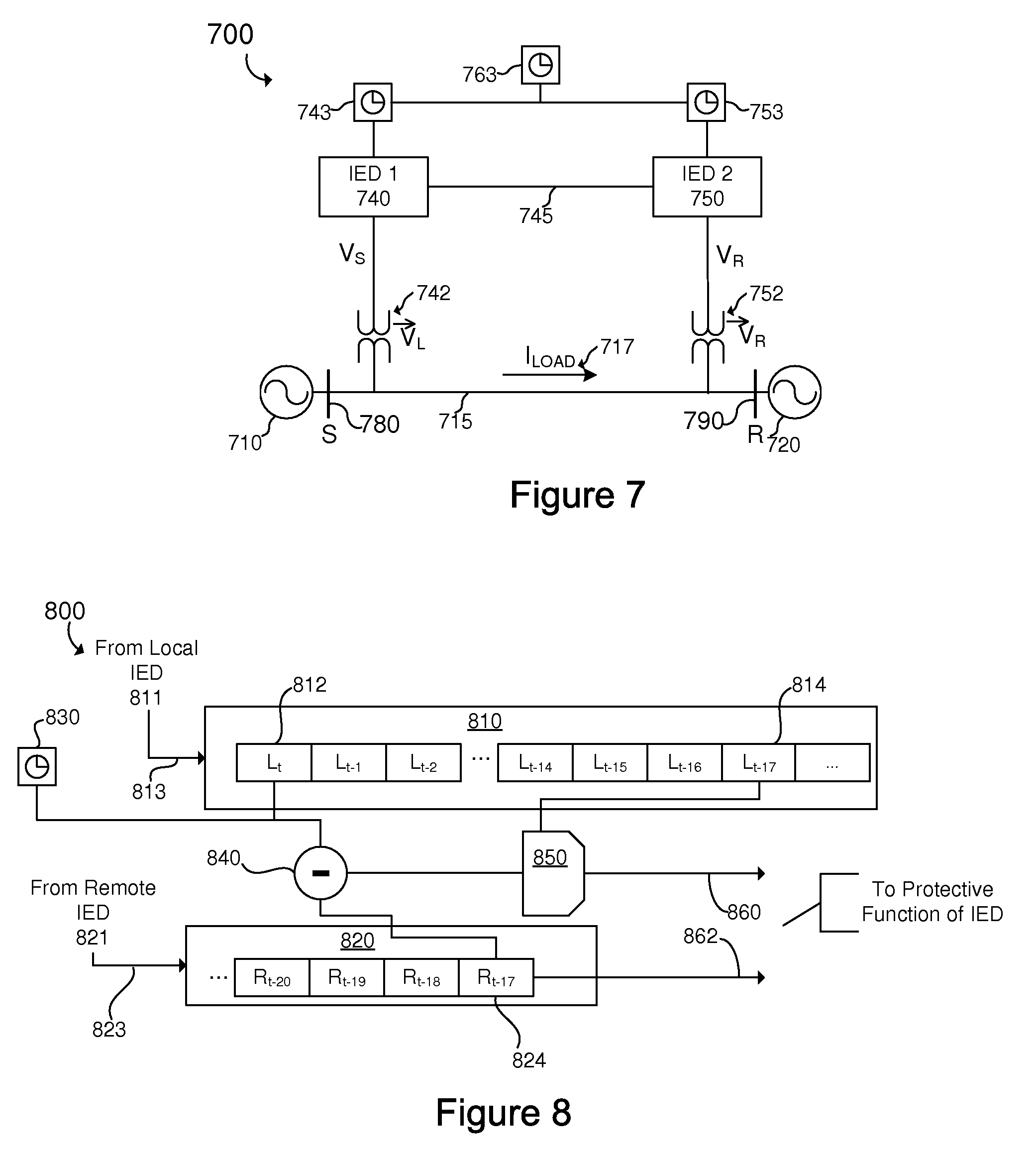 Draw Phasor Diagram Online Patent Systems And Methods For Power Swing Out Of