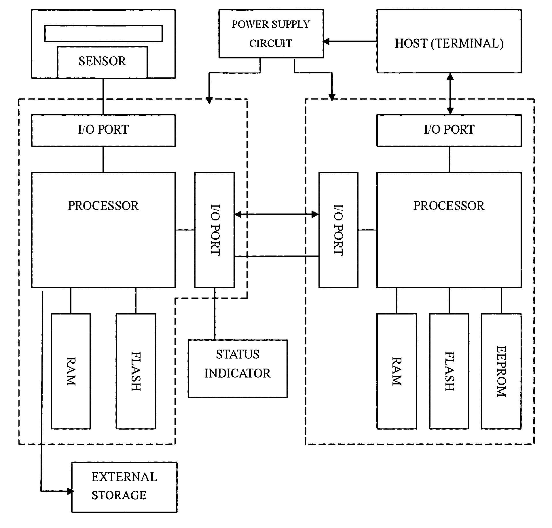 Patent Us7930552 Intelligent Encryption Key With Biometric Powered Usb Hub Circuit Diagram Drawing