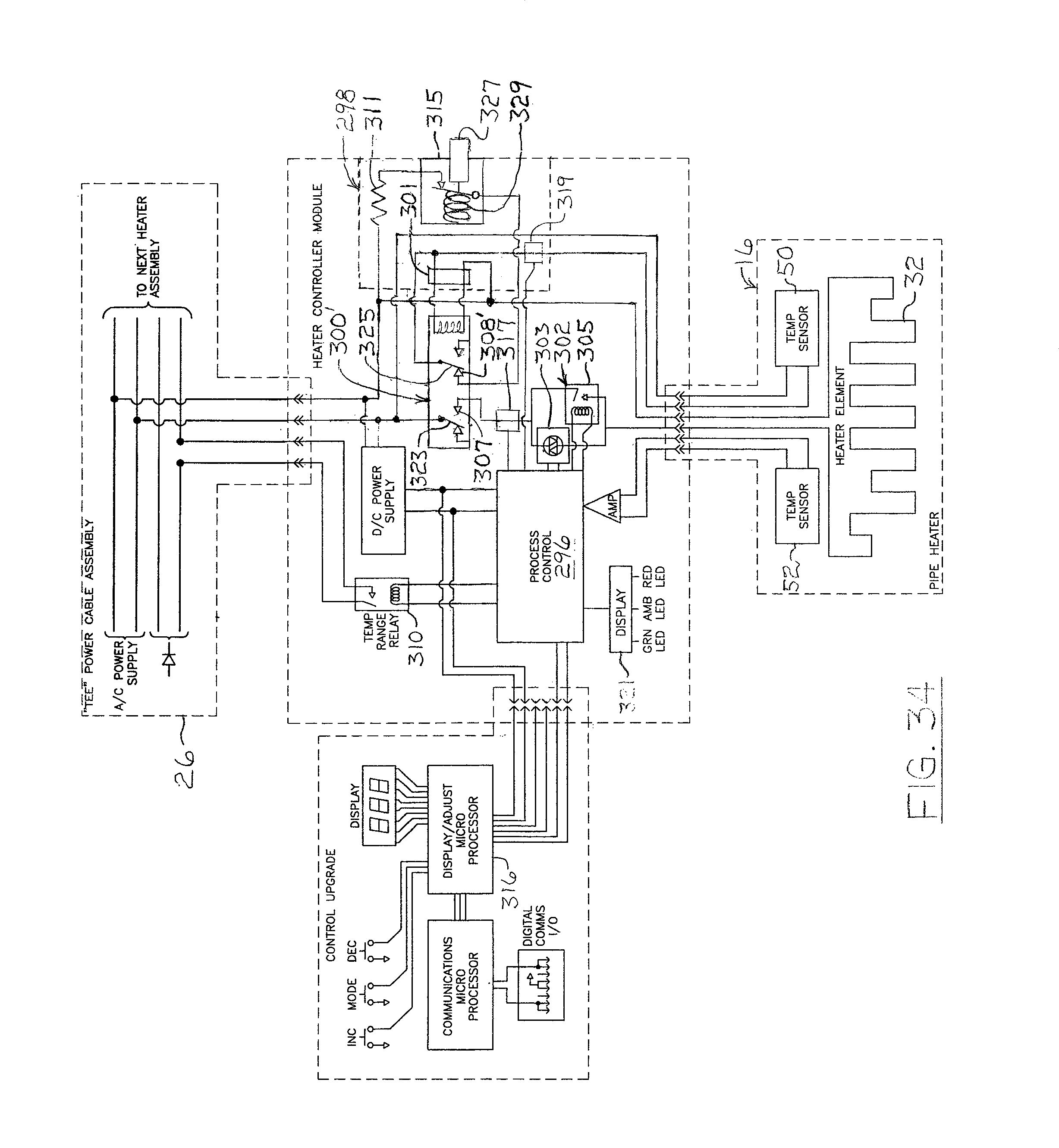 Bath Pump With Tee Heater And Union as well US7932480 in addition B817e Transistor Datasheet furthermore 2 besides Hobs. on ac heater combinations