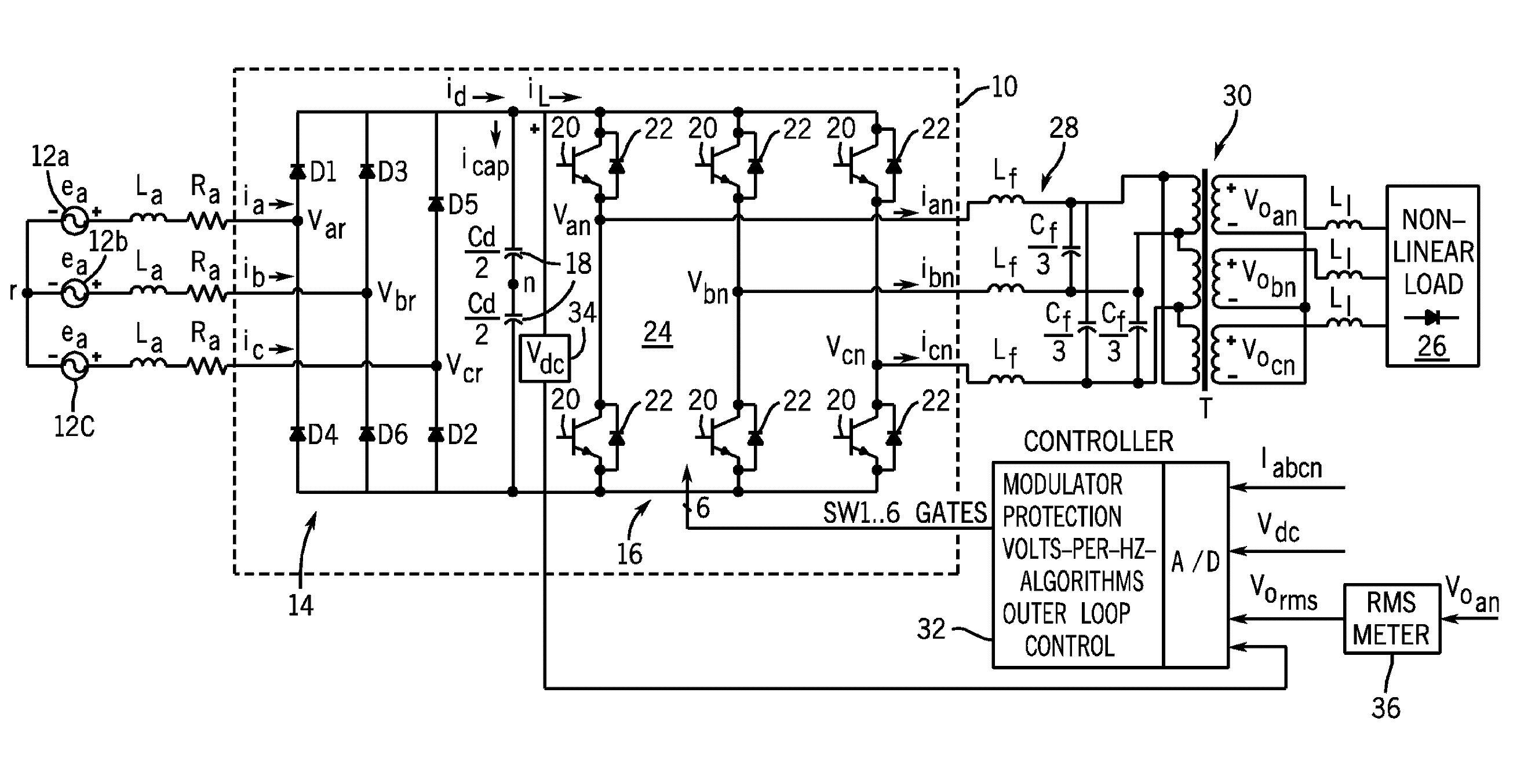 Patent Us7932693 System And Method Of Controlling Power
