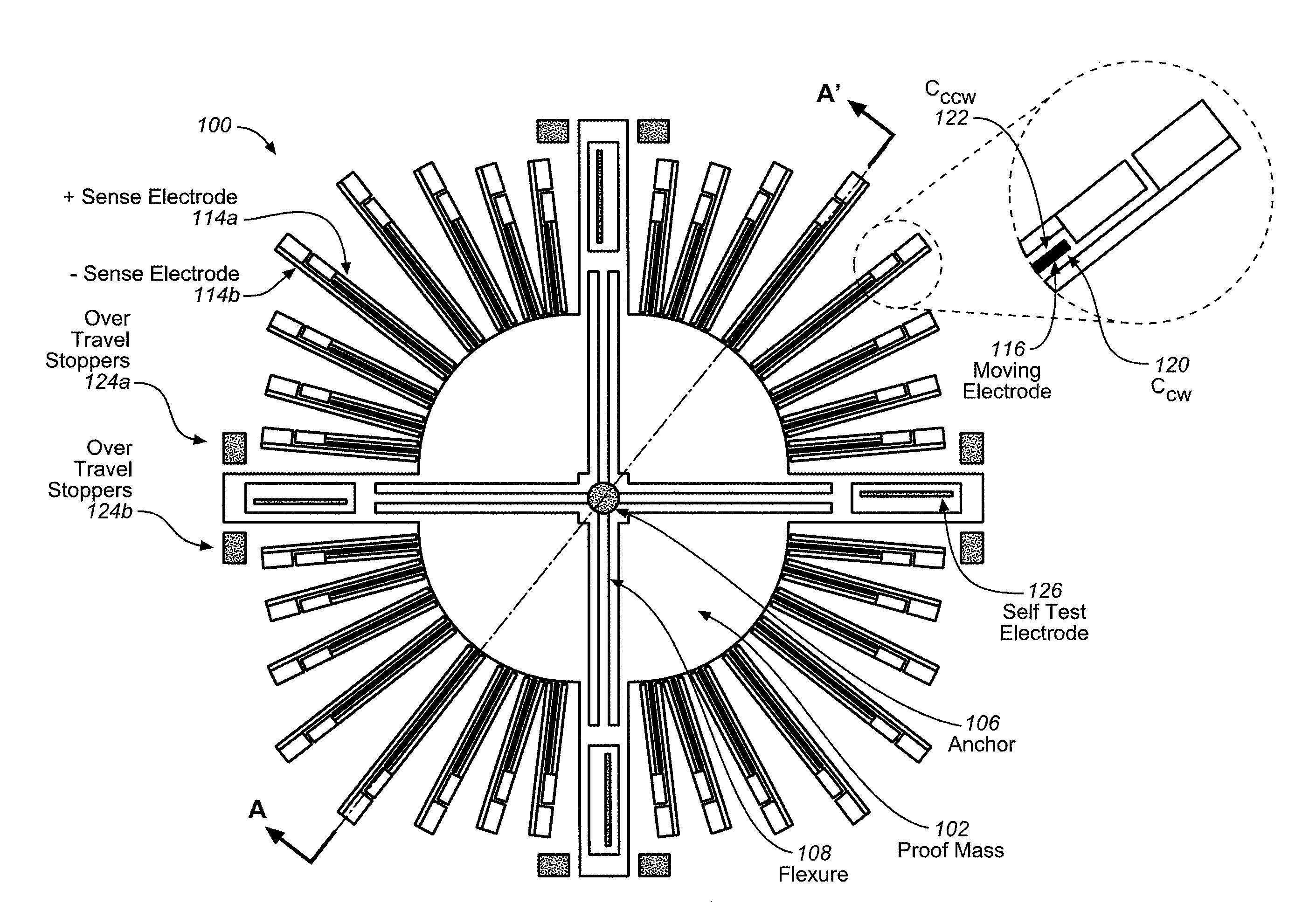 patent us7934423