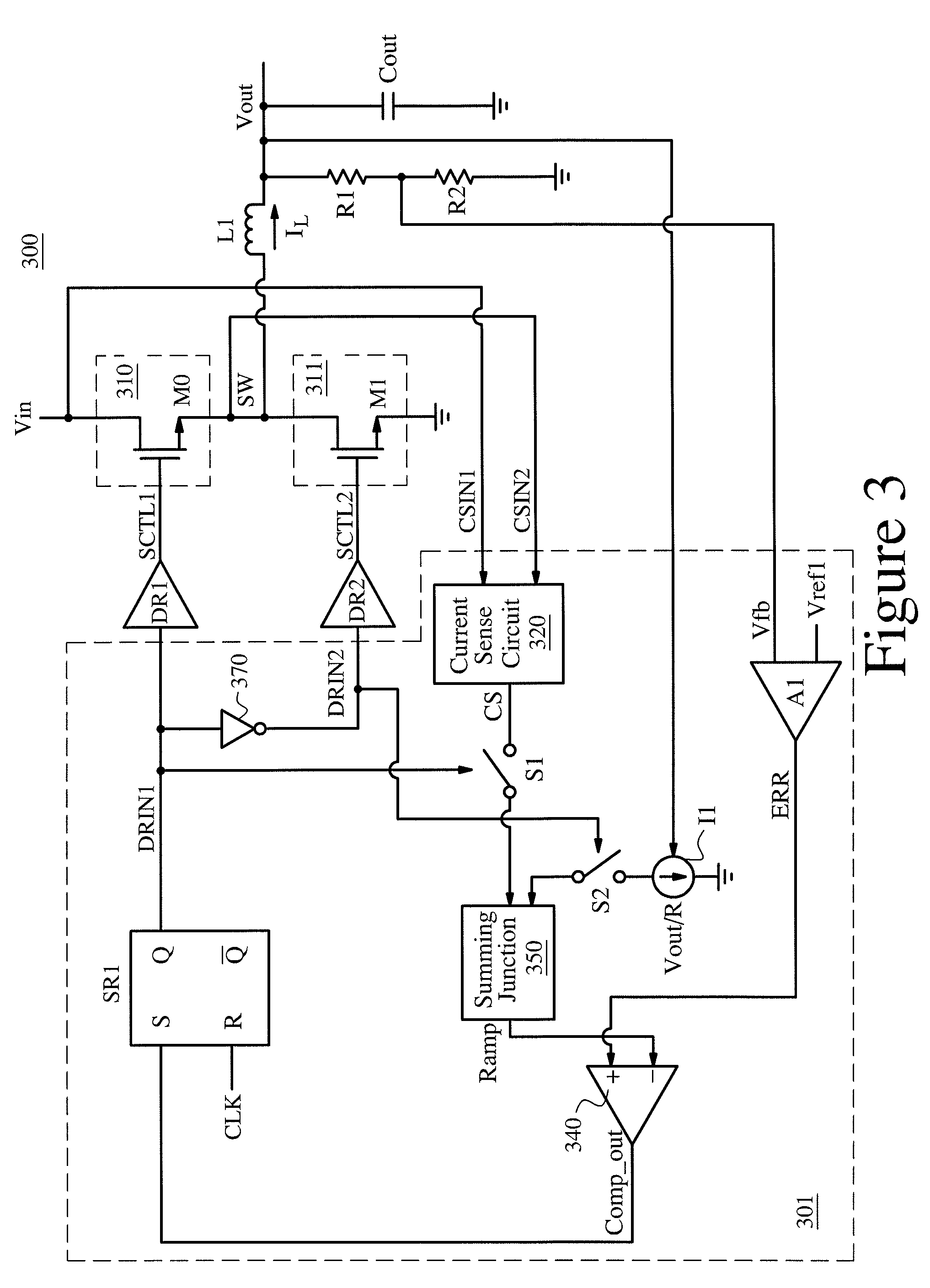 patent us7936160 apparatus and method for valley emulated currentPatent Buckboost Converter With Sample And Hold Circuit In Current #3
