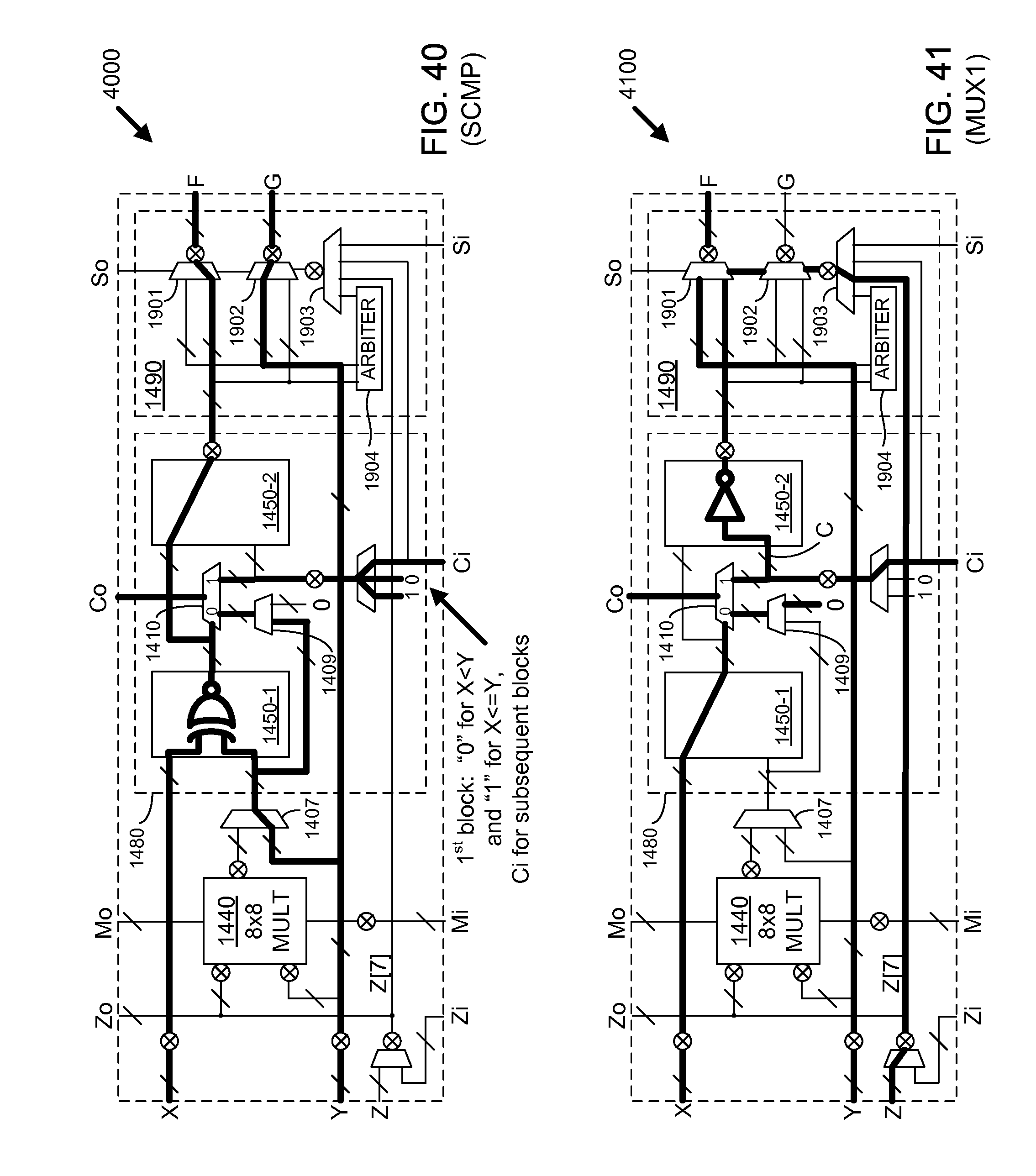 Patent Us7948265 Circuits For Replicating Self Timed Logic Adder Circuit I Have Successfully Drawn 8 Bit Full Drawing