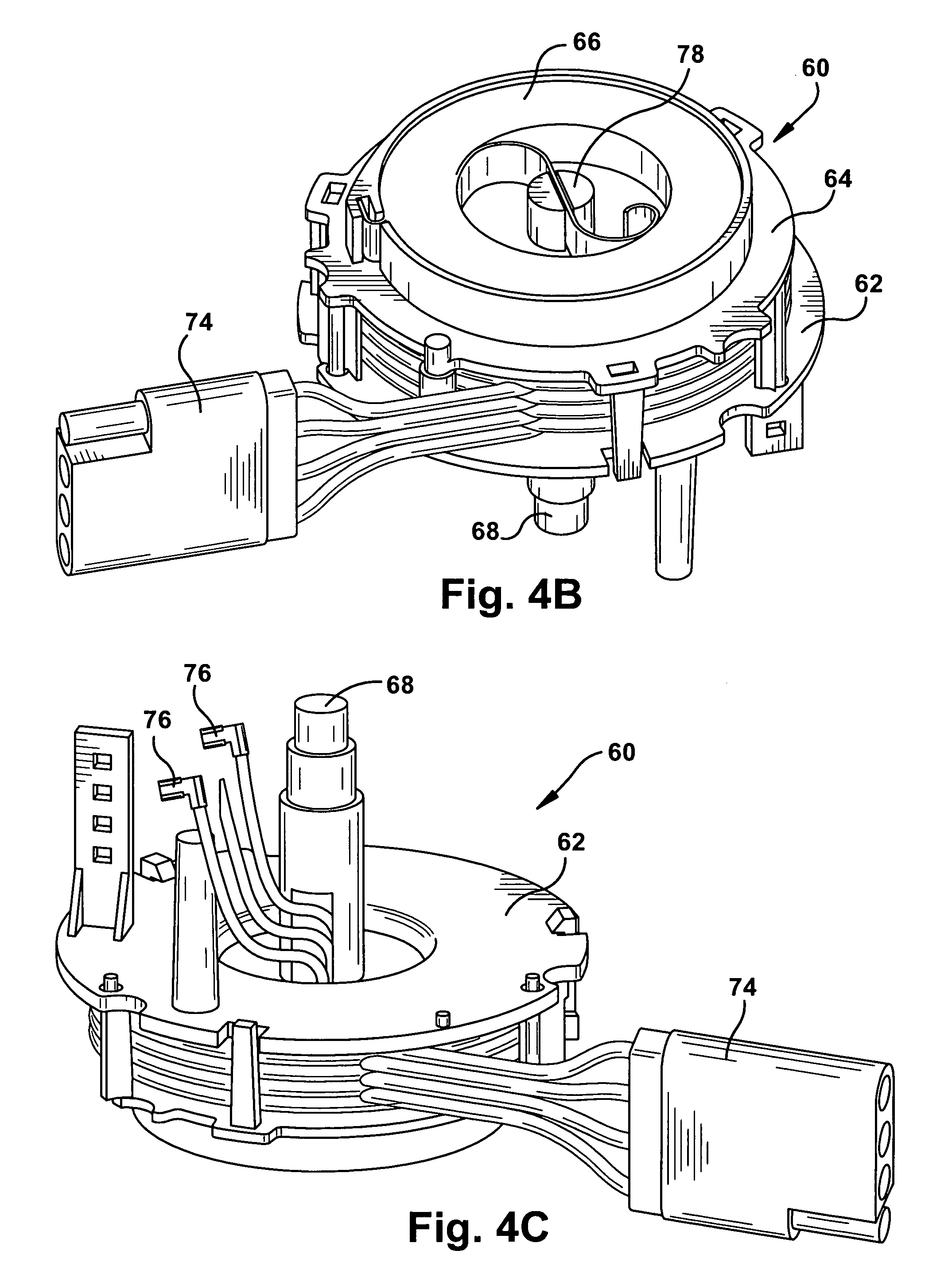 patent us7959444 - retractable adapter
