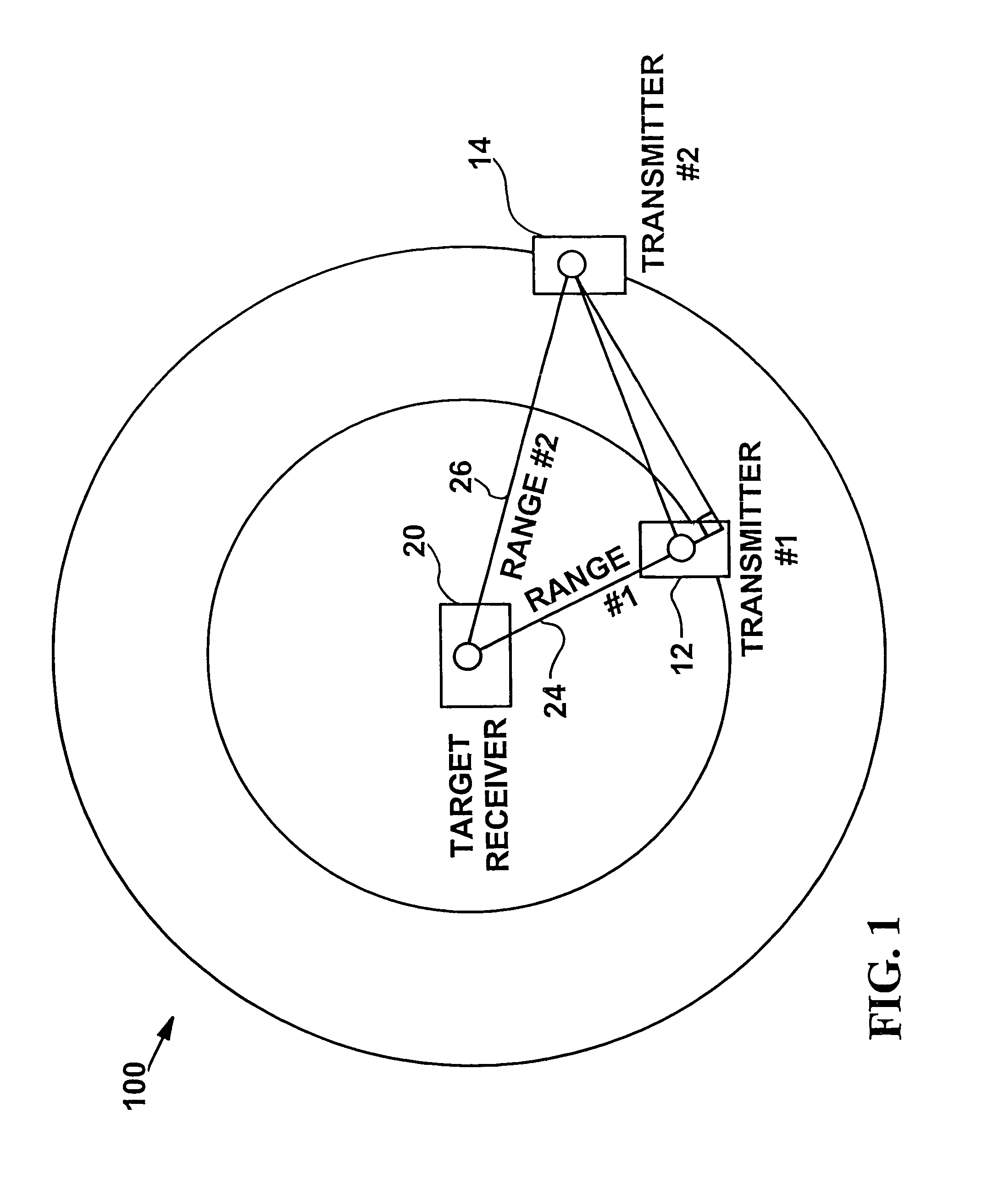 patent us7962150 ultra wideband radios for time of flight ranging Mini Signal Receiver patent drawing