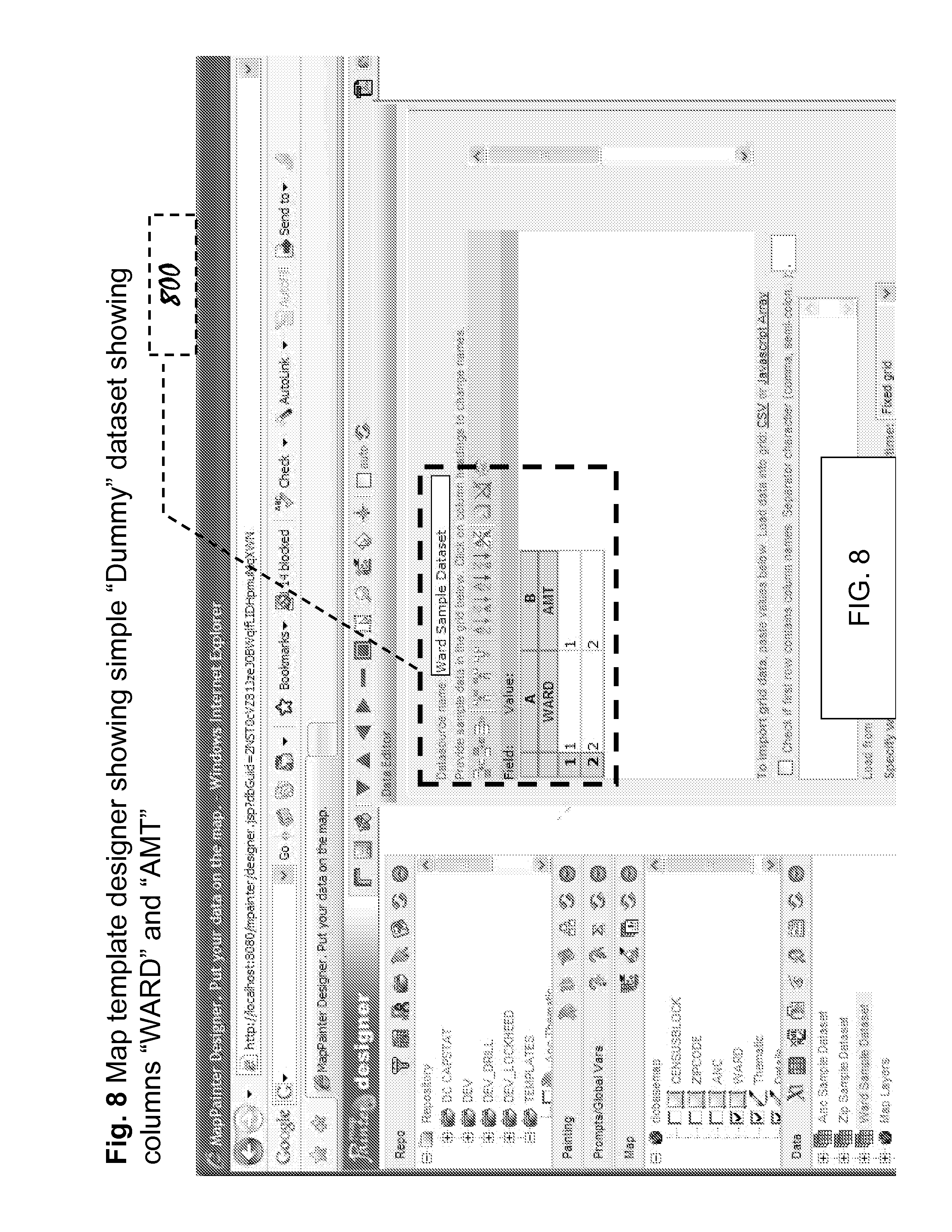 patent specification template - patent us7962443 method and system for replacing data in