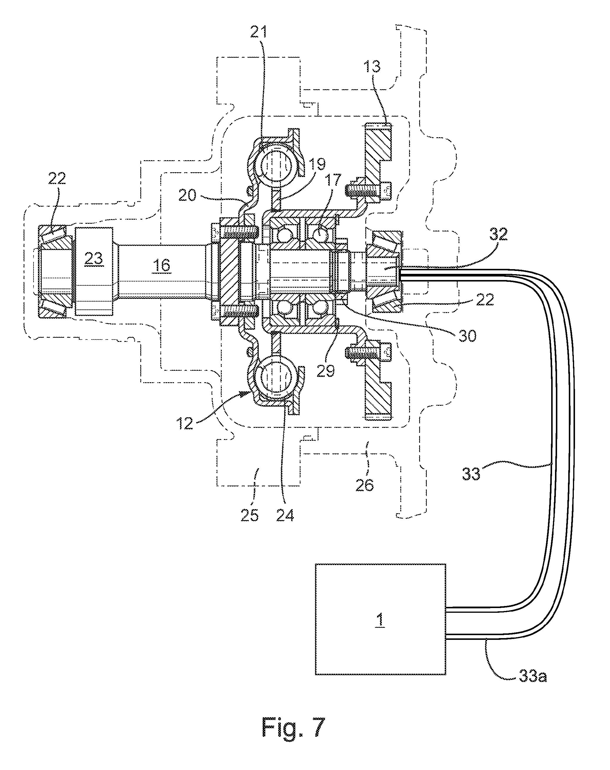 patent us7966817 pound transmission patents  patent drawing