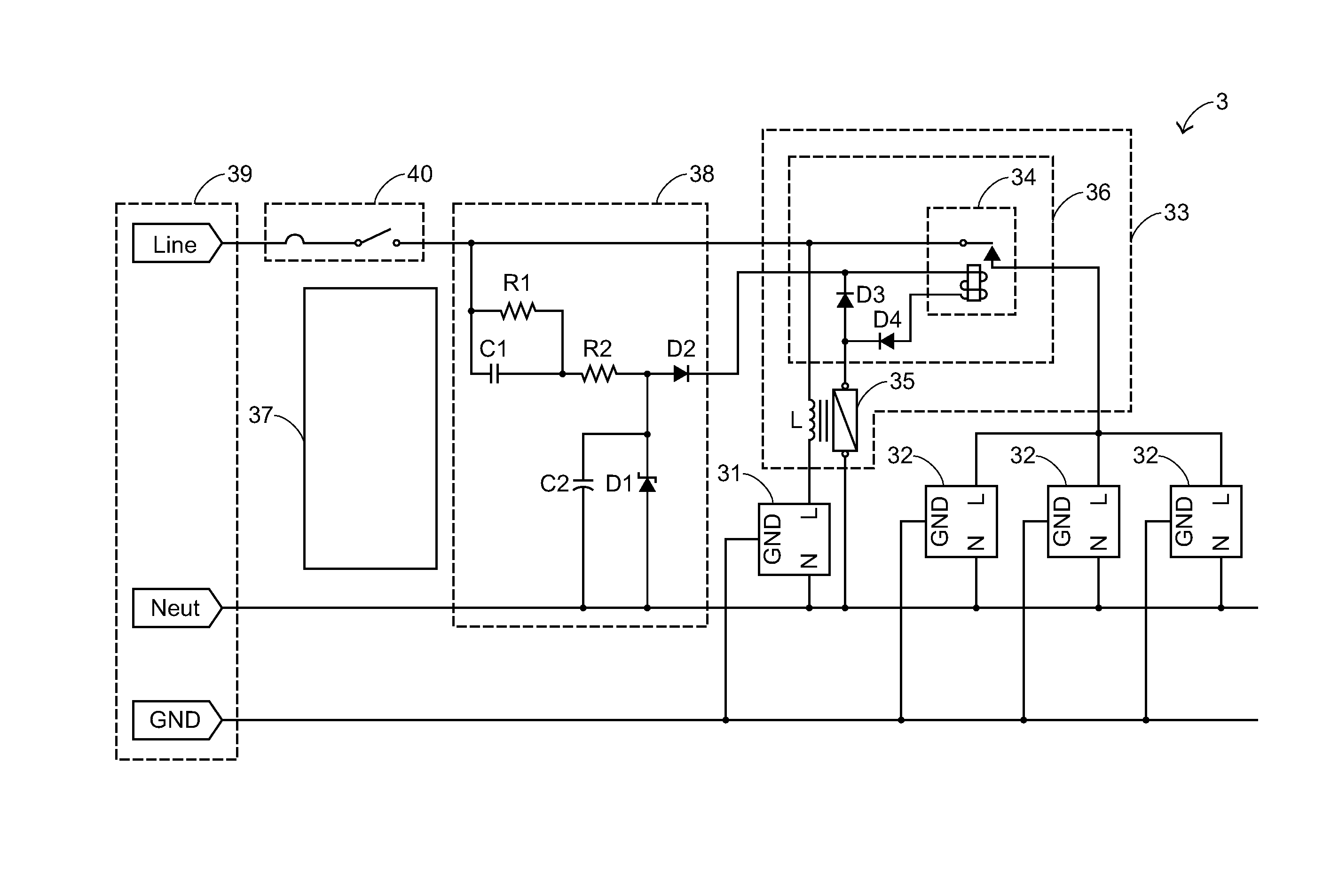 power strip schematic wiring diagrams favorites wiring diagram for power strips wiring diagram toolbox power strip surge protector schematic power strip schematic