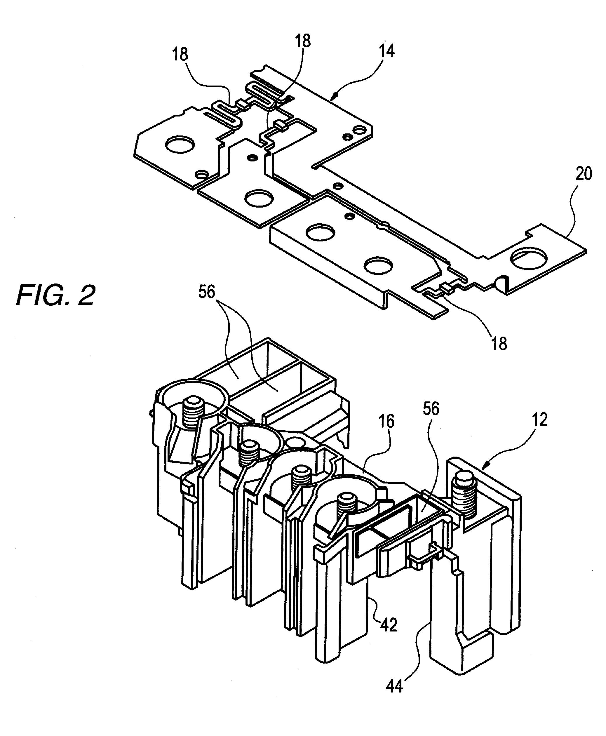 patent us7978046 - fusible link unit