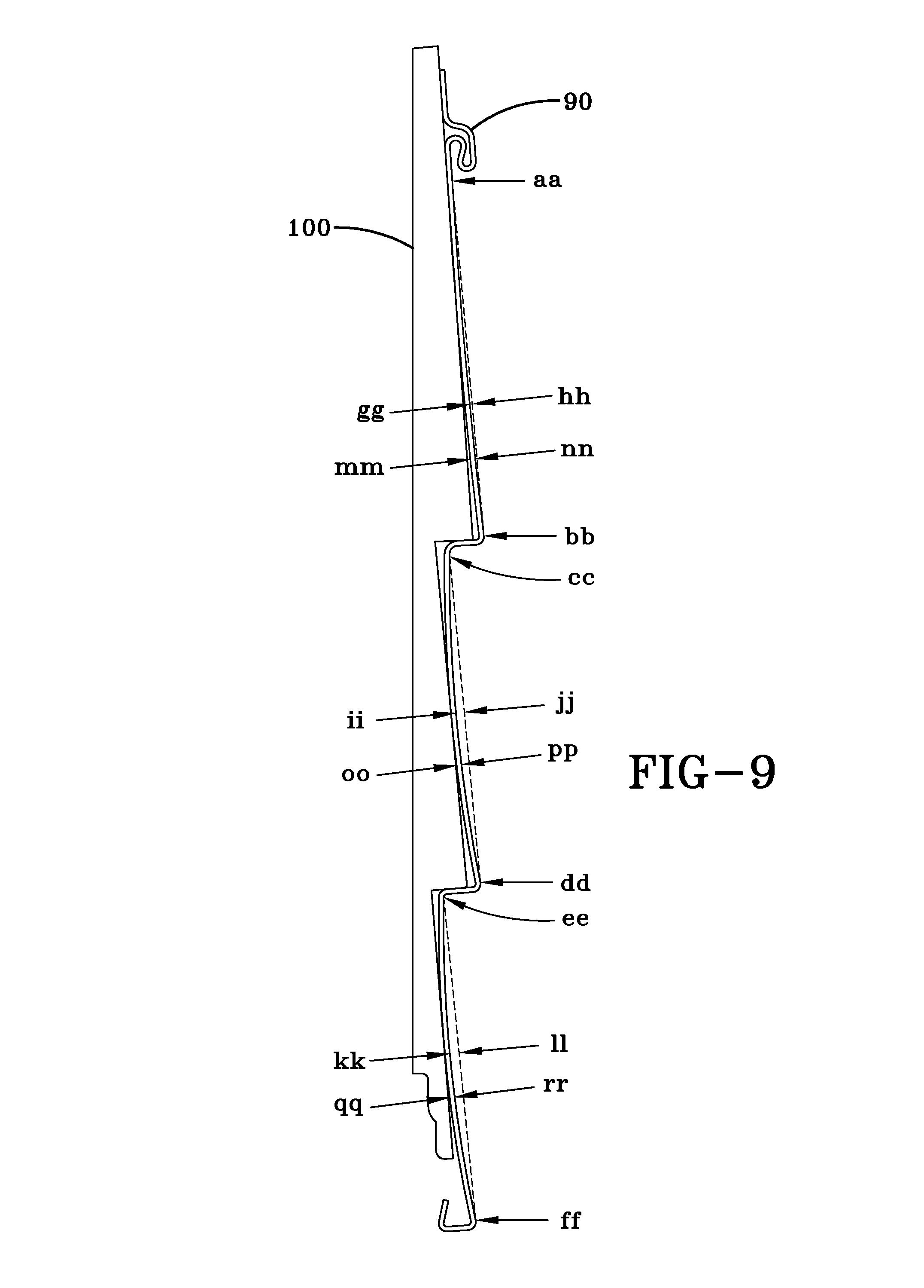 Patent Us7984597 Vinyl Siding Google Patents