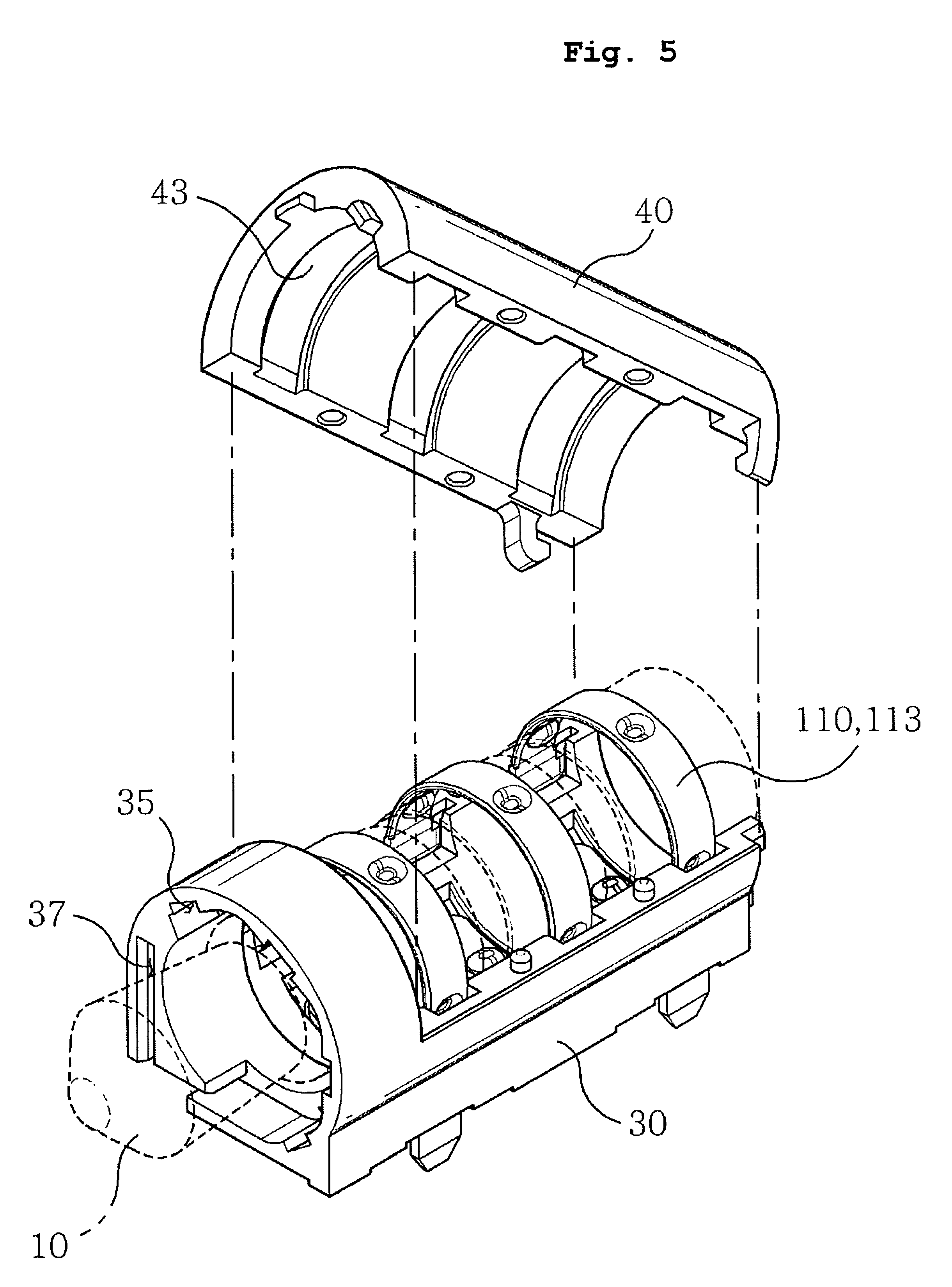 patent us7988498 - earphone jack