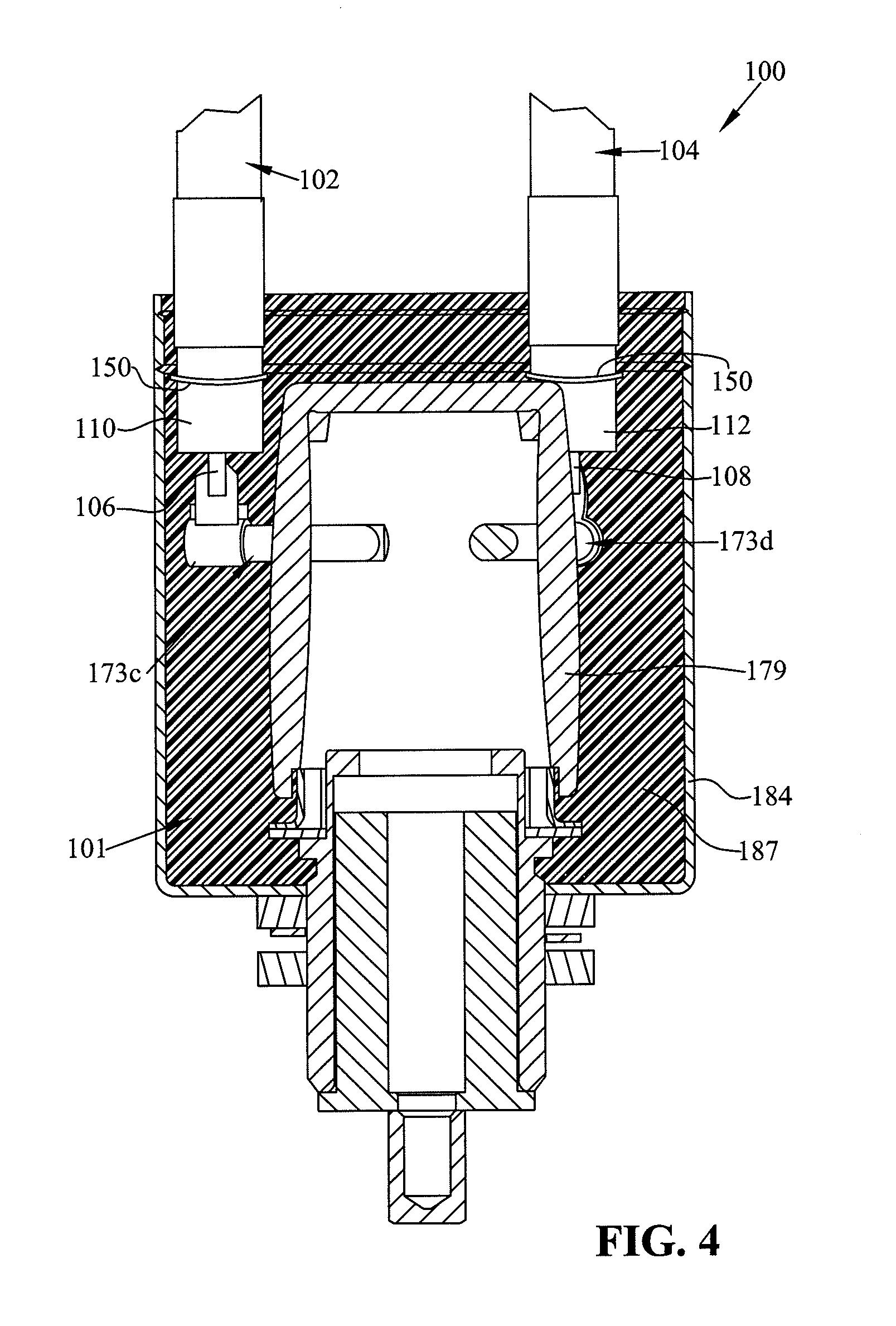 patent us7990240 - epoxy sealed relay