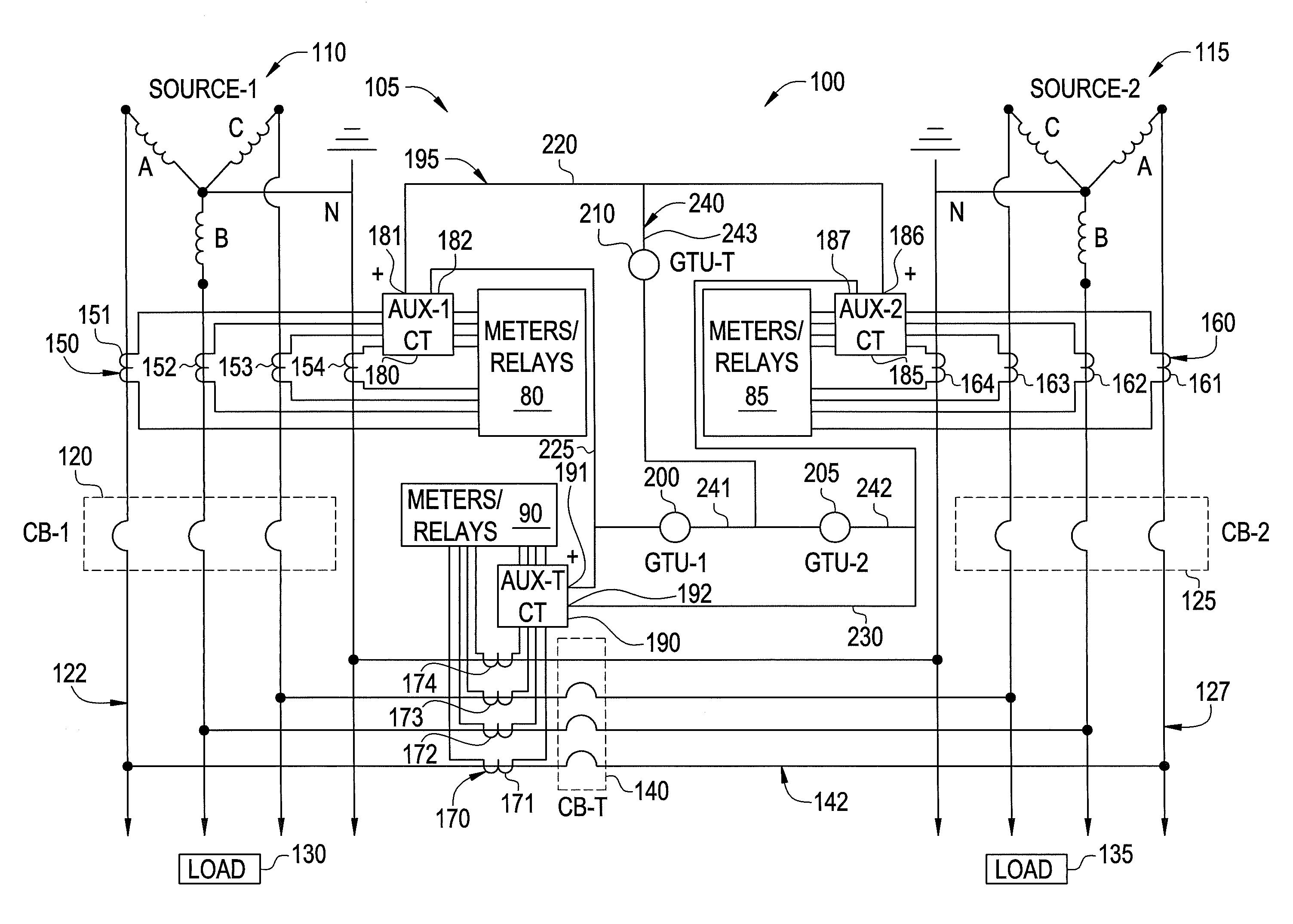 Ground Fault Circuit Interrupter Wiring Diagram