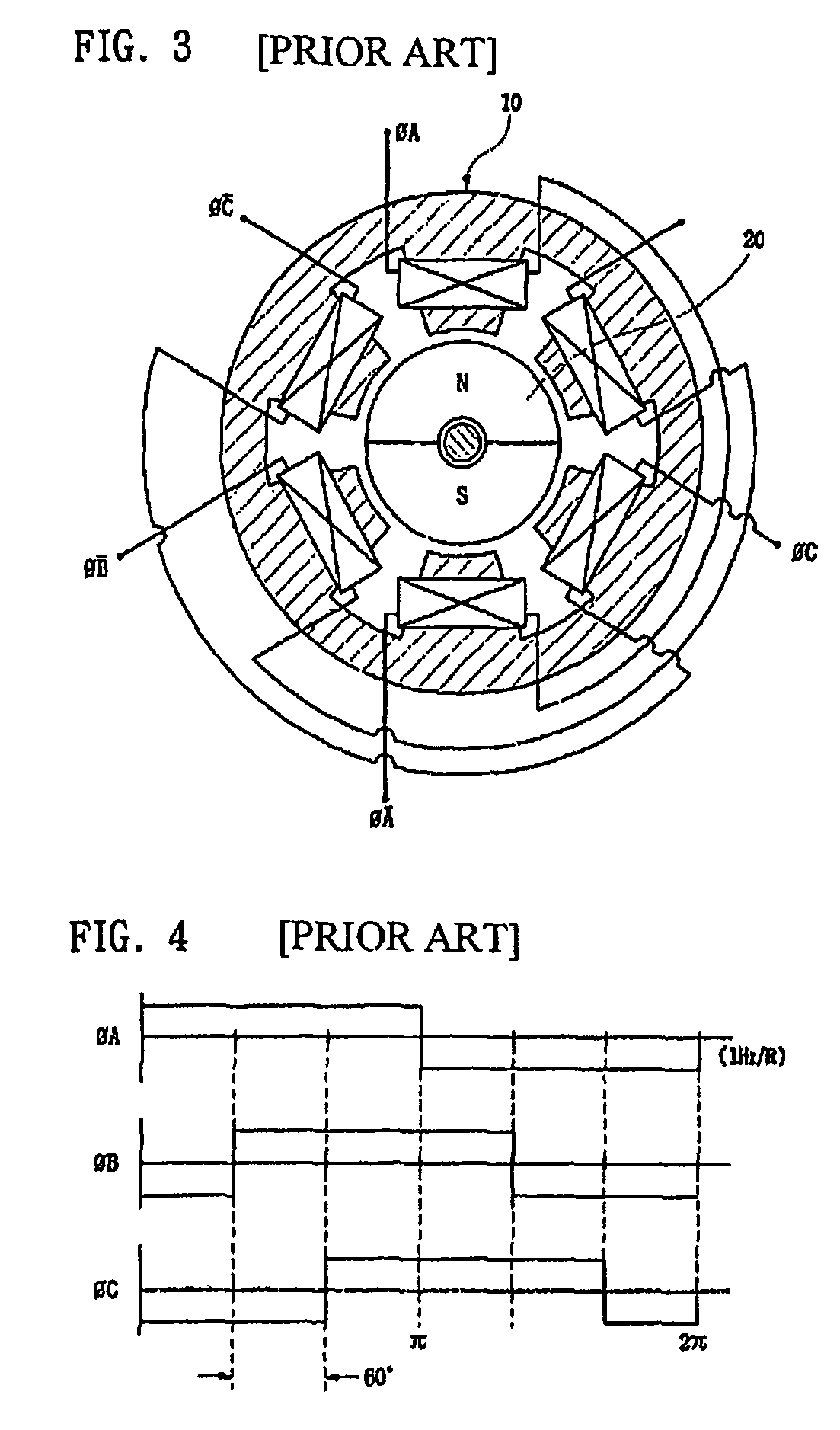 patent us8004141 - two-phase brushless dc motor