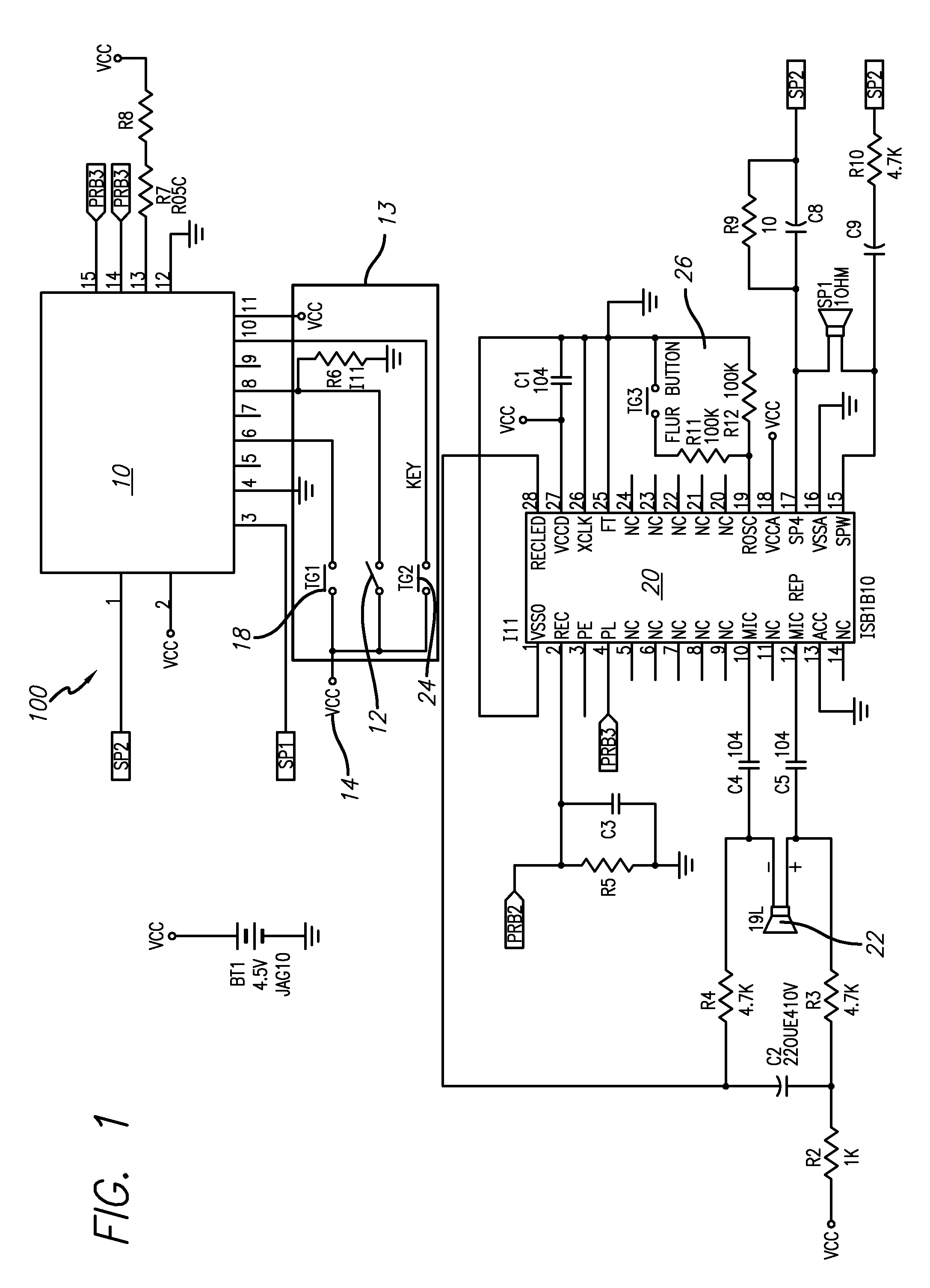 Patent Us8011122 Novelty Video Device And Method Google Patents 12 Volt Relay Wiring Diagrams In Addition Electrical Diagram Drawing